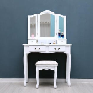 Bedroom Vanity with Drawers New Girls Vanity Tables Table Design Ideas