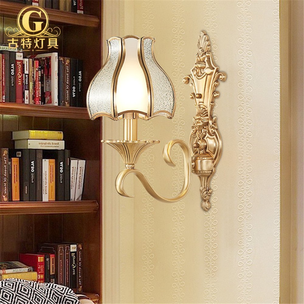 Bedroom Wall Light Fixtures Lovely Avanthika E27 Wall Sconces Mounted Wall Lamps the Copper