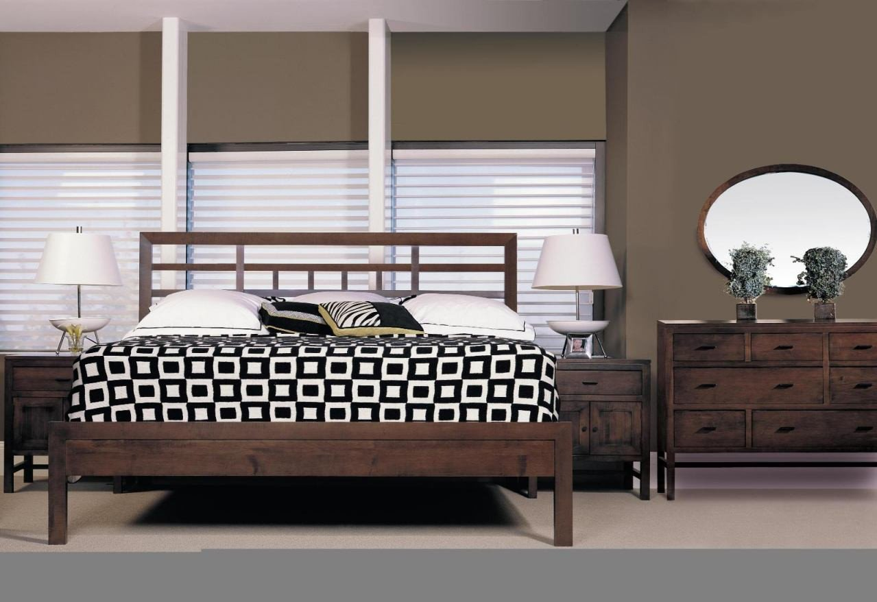 Bernhardt Bedroom Furniture Discontinued Fresh Durham Furniture soma asian Bedroom Set with Low Panel Footboard