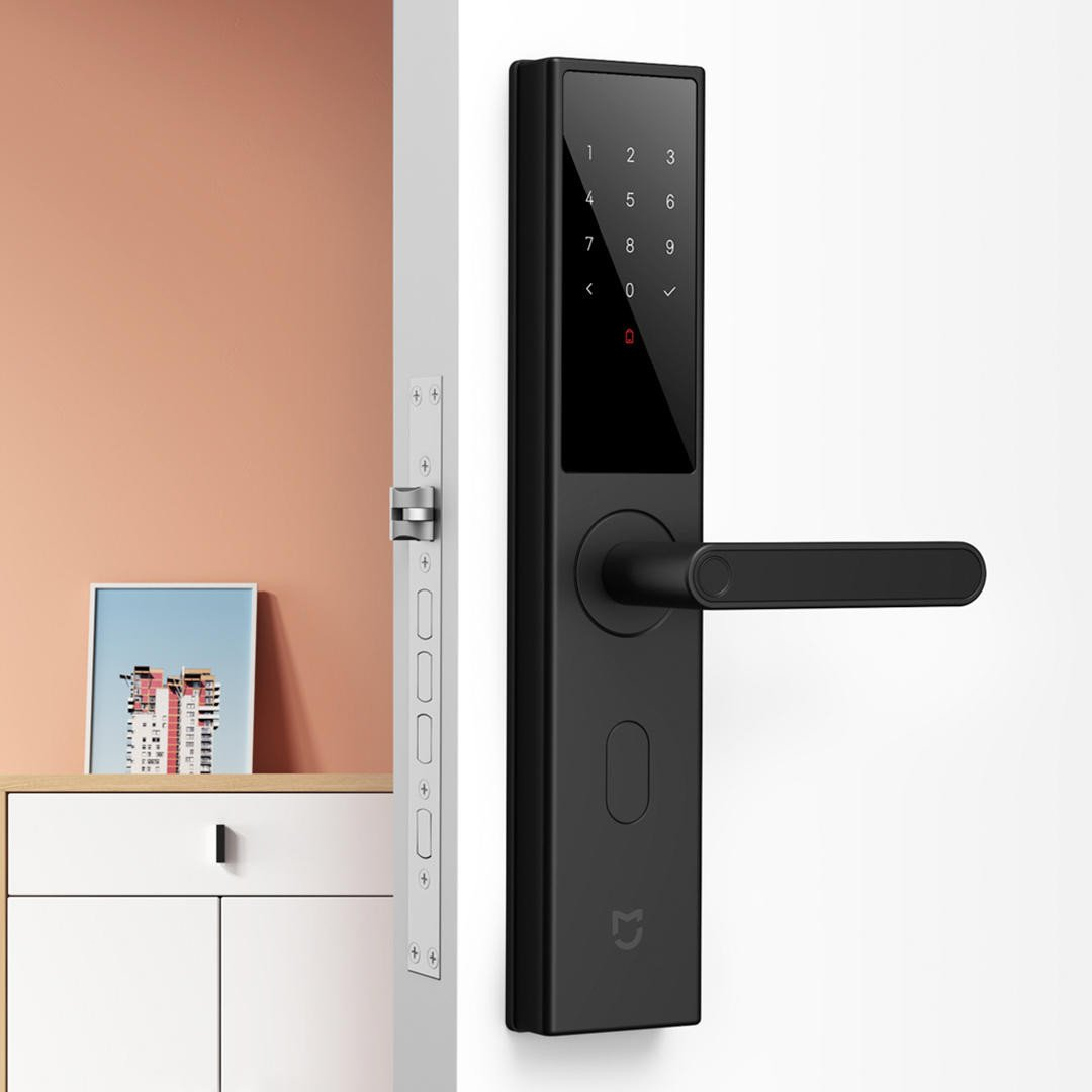 Best Bedroom Door Lock Elegant Xiaomi Mijia Youth Version Smart Fingerprint Door Lock Keyless Password Bluetooth Unlock Detect Alarm Work Mi Home App Control