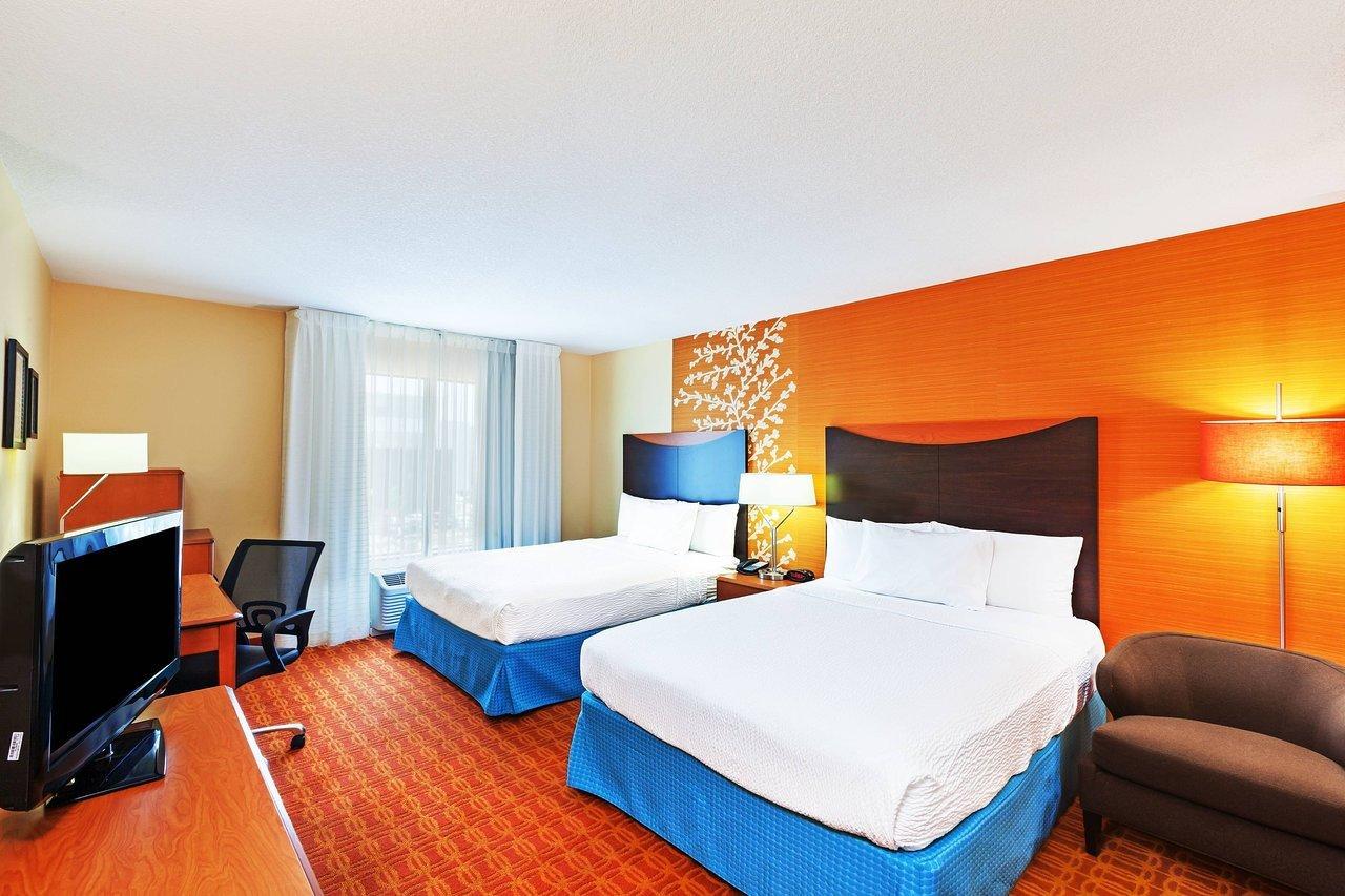 Big Lots Bedroom Furniture New Fairfield Inn & Suites Tulsa Downtown $110 $̶1̶4̶4̶
