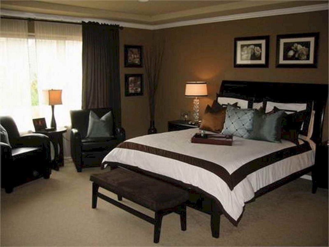 Black and Brown Bedroom Beautiful 35 Marvelous Brown Painted Bedroom Walls Decoration