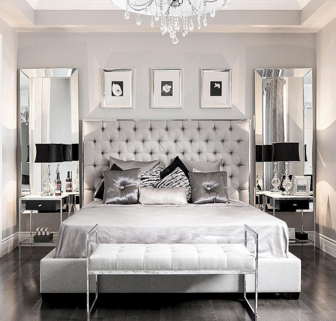 Black and Silver Bedroom Ideas Elegant 50 Master Bedroom Design and Decor Ideas