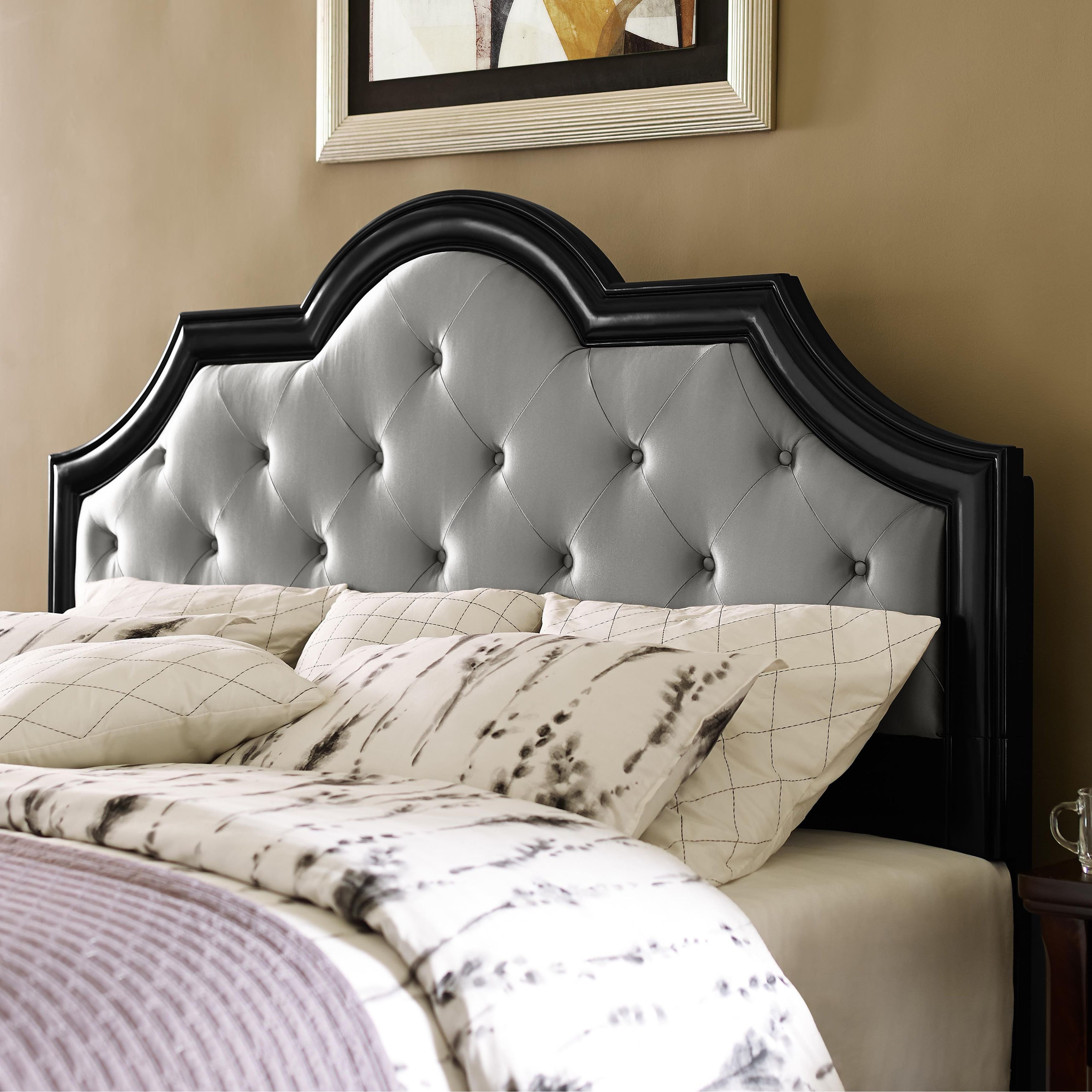 Black and Silver Bedroom Set Luxury Give Your Bedroom A Regal Update with the Black and Silver