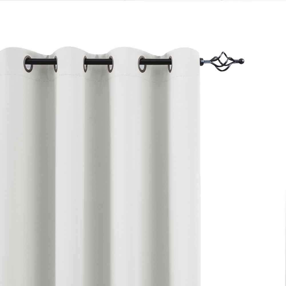 Black and White Bedroom Curtains Lovely Amazon White Curtains 63 Room Darkening Curtains for