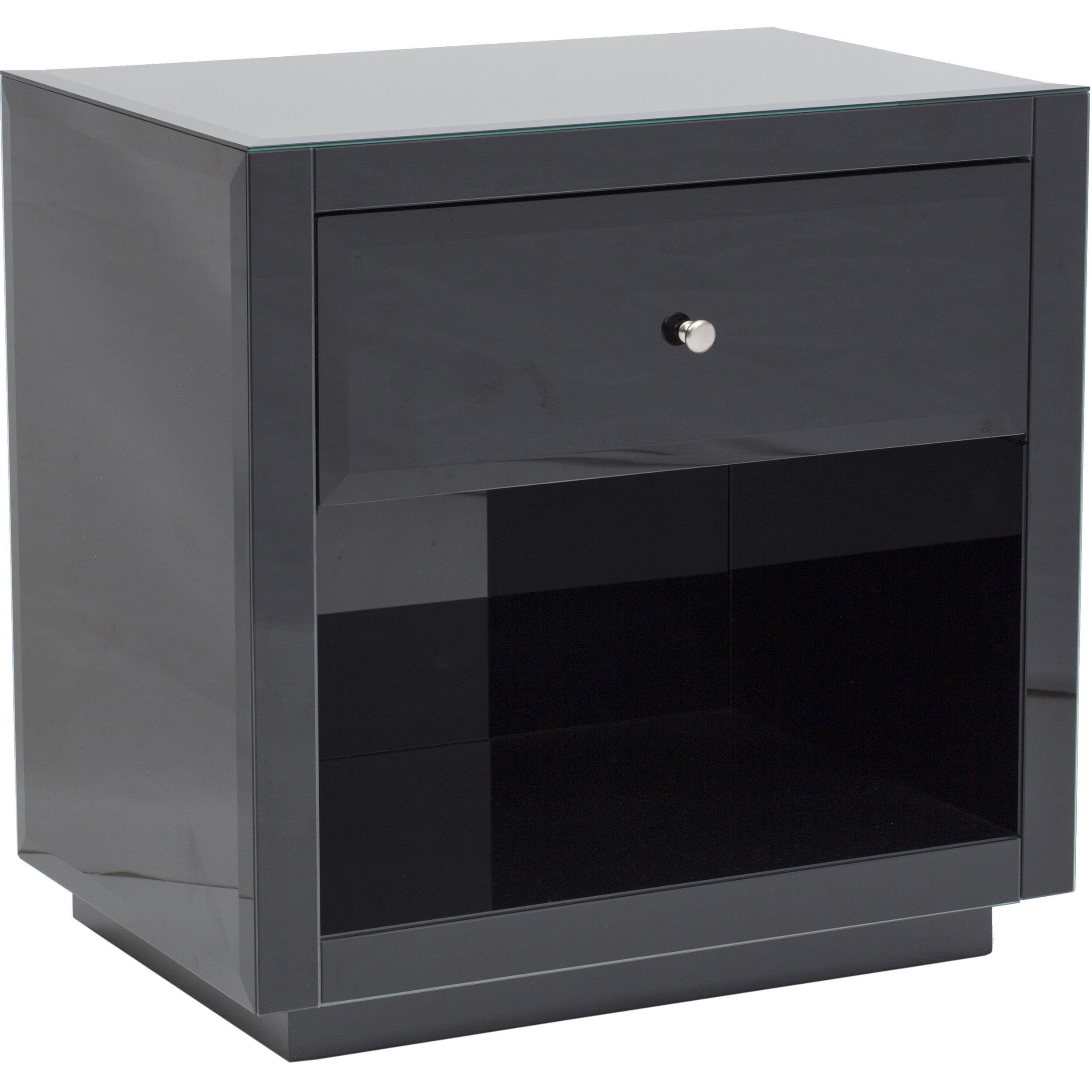 Black Bedroom Side Table Luxury Probably Don T Need This Farrah Side Table Black $619 00