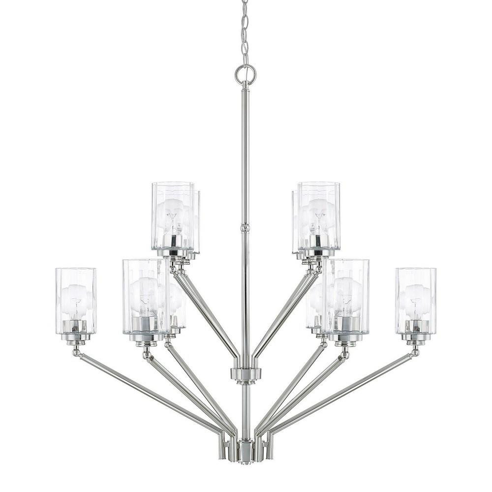 Black Chandelier for Bedroom Awesome Camden Ten Light 2 Tier Chandelier