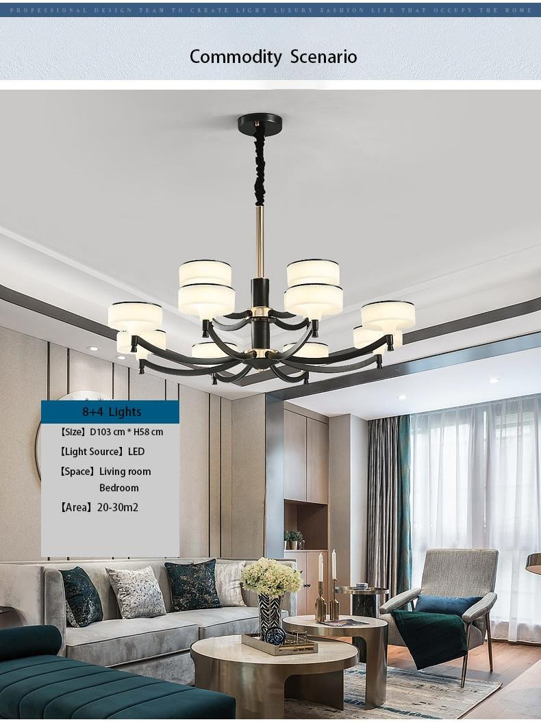Black Chandelier for Bedroom Lovely Modern Black Chandelier Lighting for Living Room Bedroom Wedding Decoration Chandeliers Lamp Hanging Suspension Modern Lighting Moroccan Pendant Lamp
