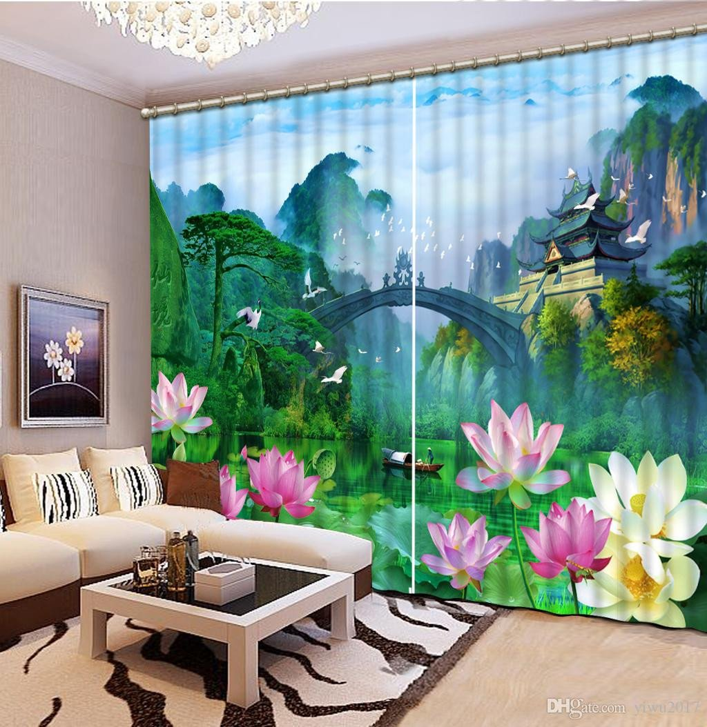 Black Curtains for Bedroom Inspirational 2019 Custom 3d Sun Beach Blackout 3d Curtains Home Decor Sheer Curtain for Bedroom Living Room Home Decor From Yiwu2017 $200 0