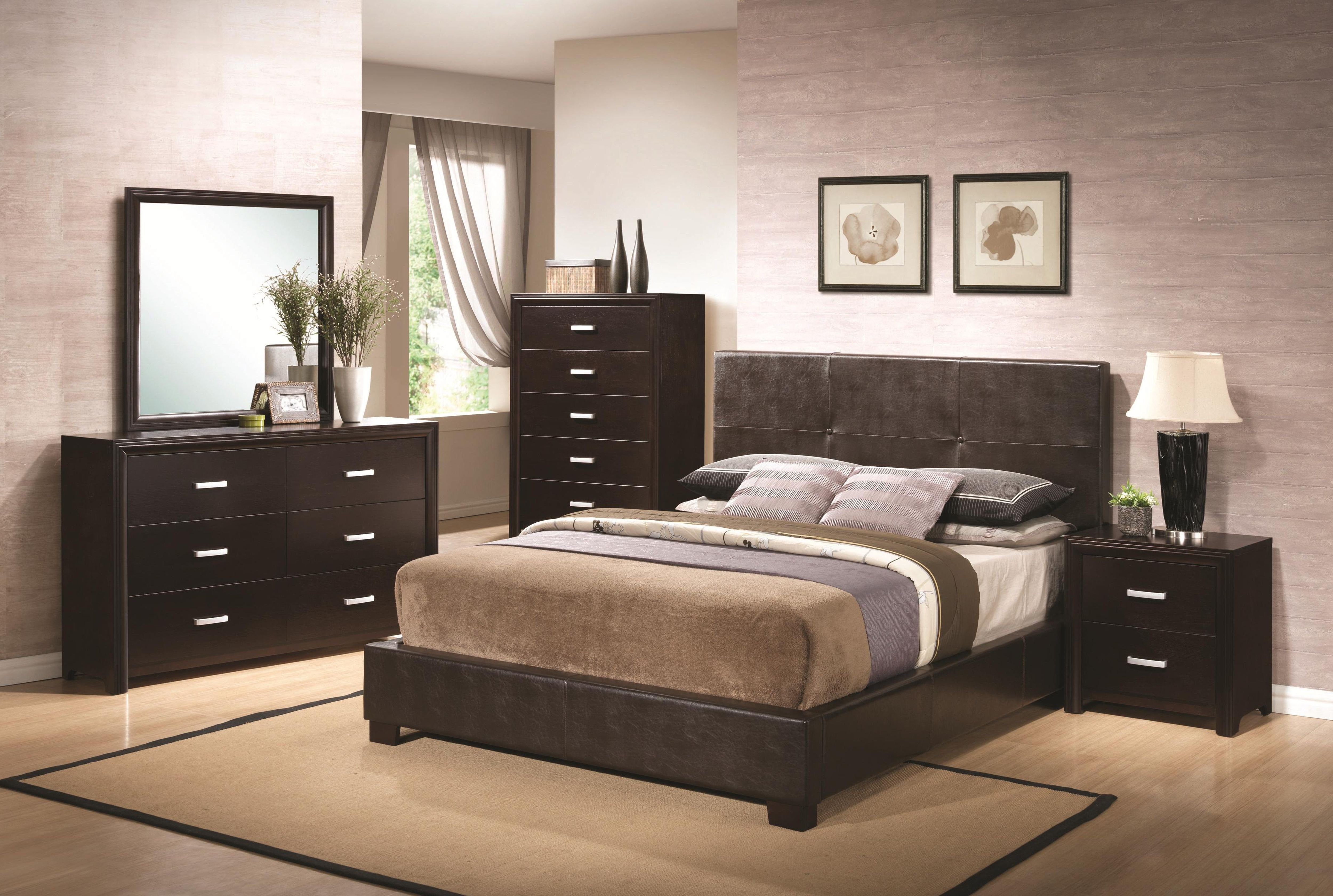Black Leather Bedroom Set New Rooms to Go Queen Bedroom Set