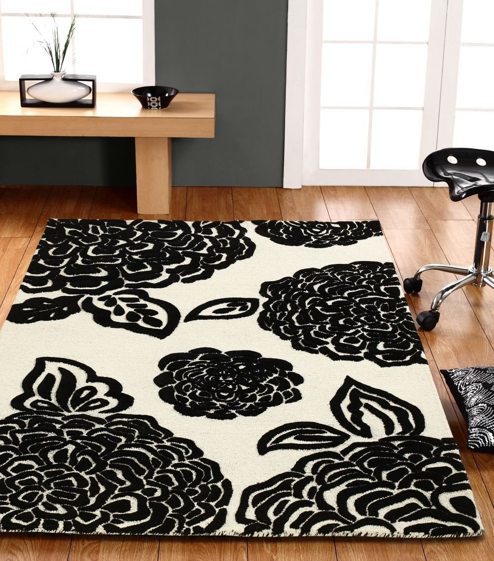 Black Rugs for Bedroom Unique Couture Ambrosia Ivory Rug Contemporary Rugs