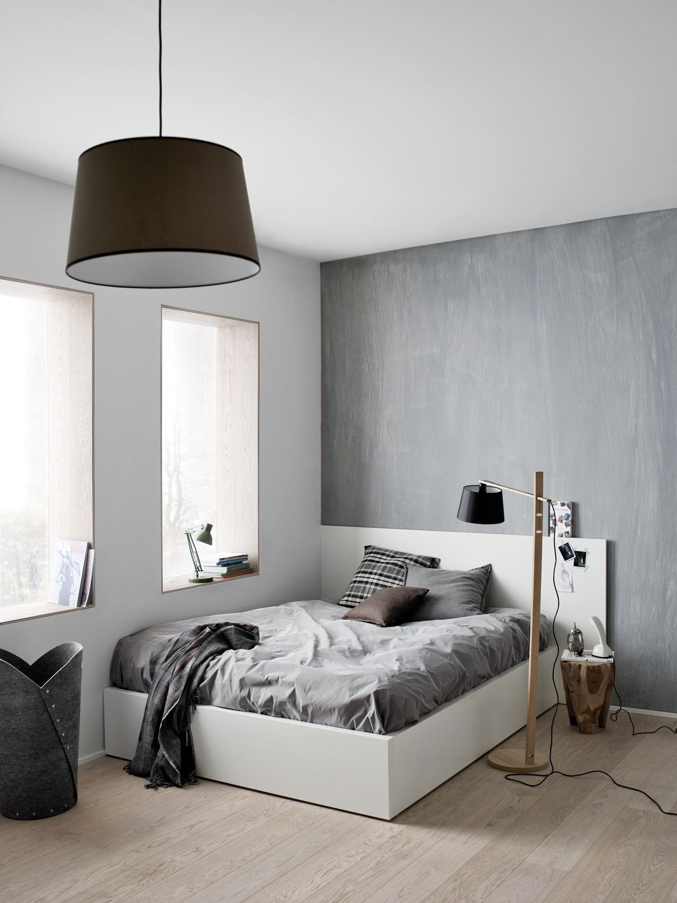 Black White and Gray Bedroom Beautiful This Look Could Be All Yours