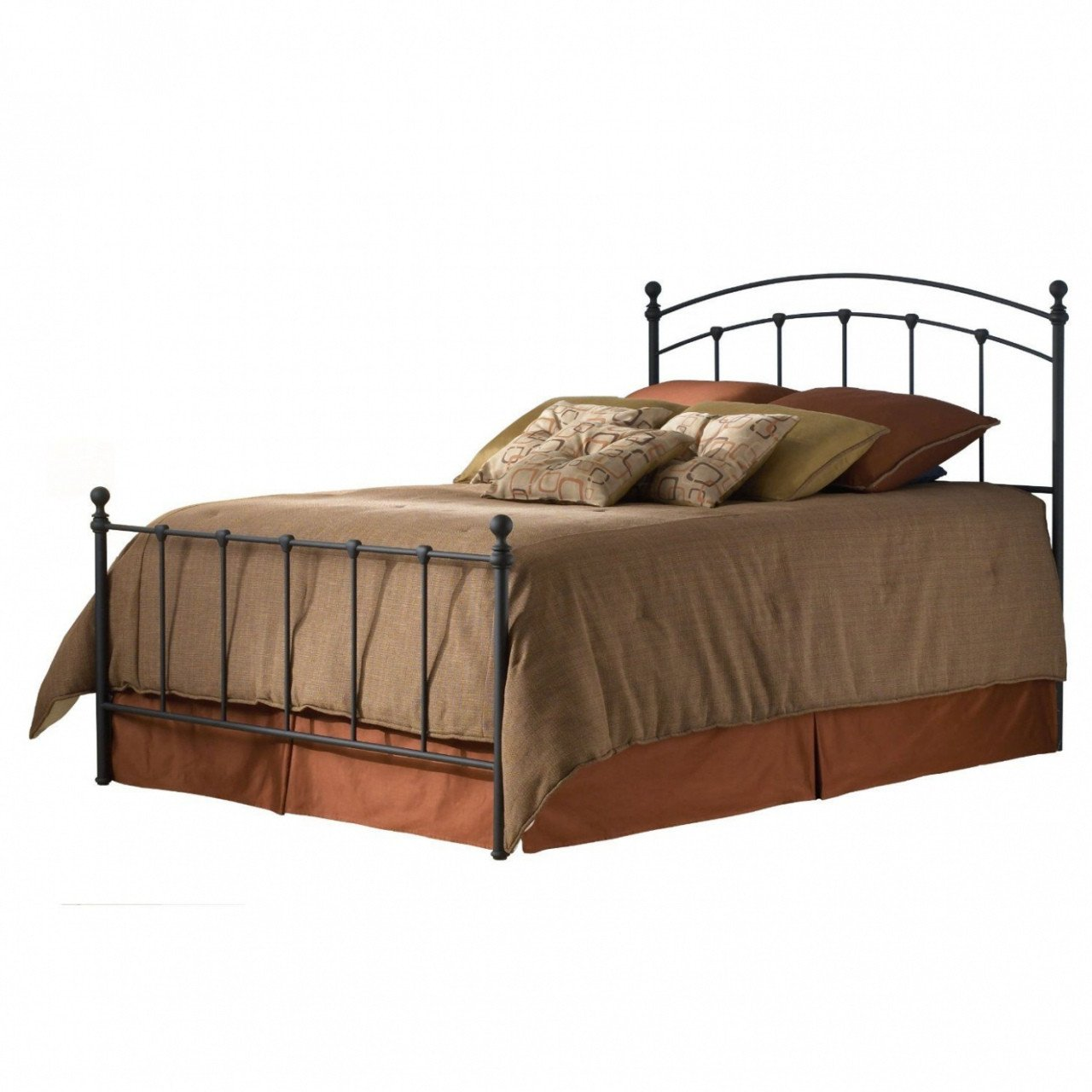 Black Wood Bedroom Set New Black Iron Bed — Procura Home Blog