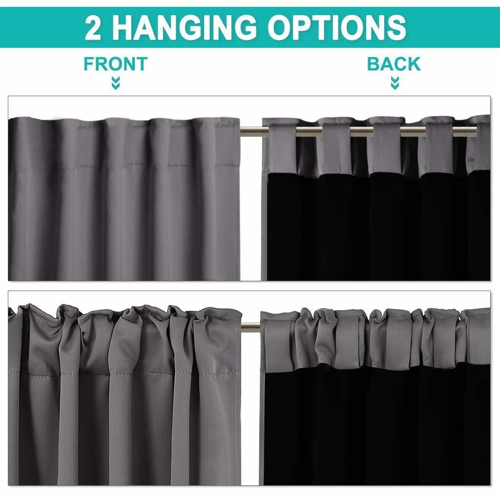 Blackout Drapes for Bedroom Awesome 2019 Double Layers Blackout Curtain Drapery with Eyelets Black Liner Home Decor Cortina for Bedroom Living Room Decoration Cj From Quan09