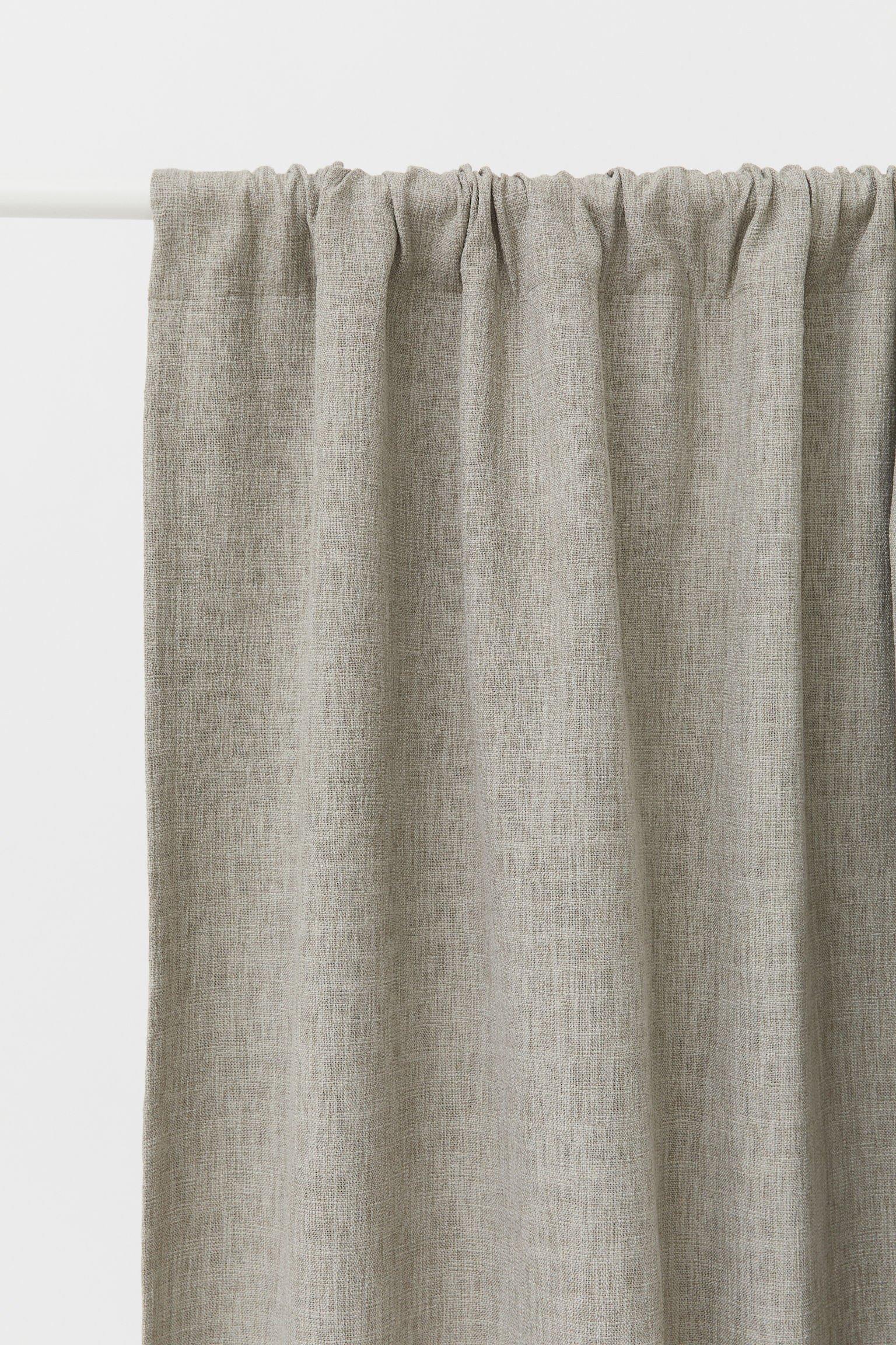 Blackout Drapes for Bedroom Elegant 2 Pack Blackout Curtains