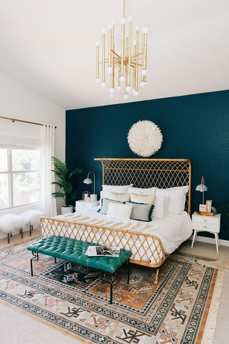 Blue and Gold Bedroom Fresh How to Decorate with Jewel tones