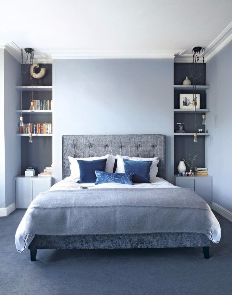 Blue and White Bedroom Ideas Awesome Modern Master Bedroom Furniture Sets 10 soothing Blue