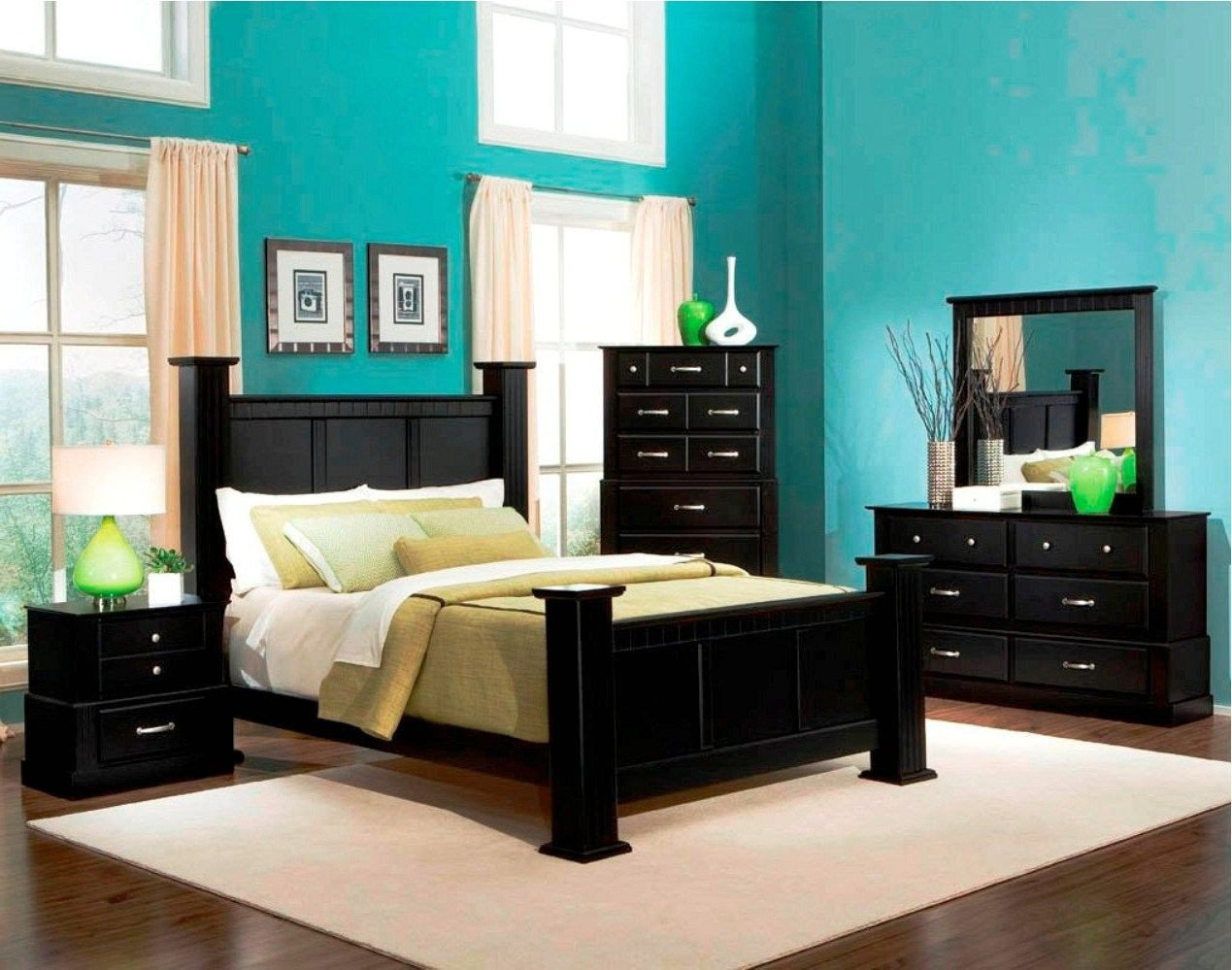 Blue Bedroom Furniture Set Unique Wooden Bed Designs Bed Designs for Boys Bed Design Lahore