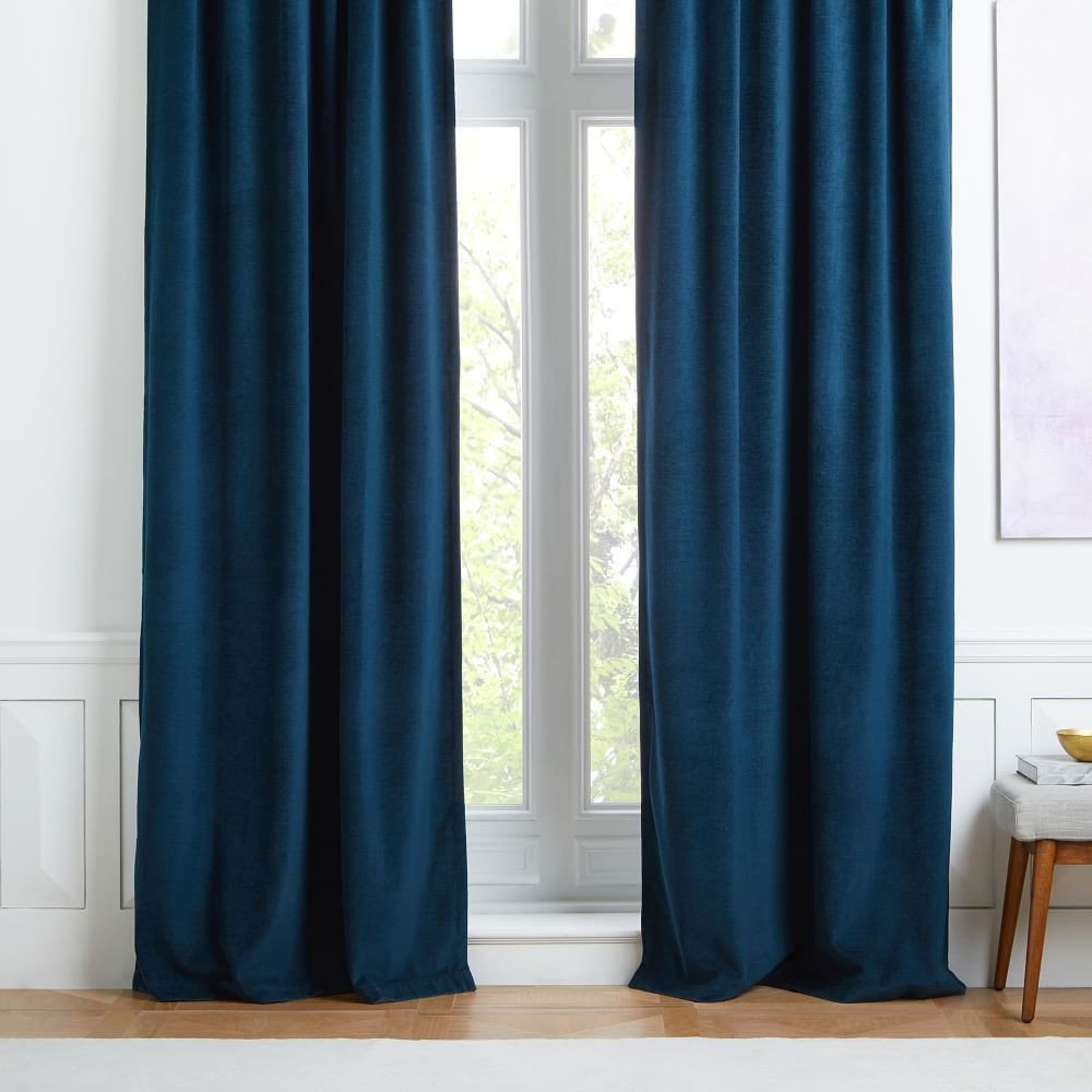 Blue Curtains for Bedroom Fresh 11 Magnificent Drop Cloth Curtains Sunroom Ideas