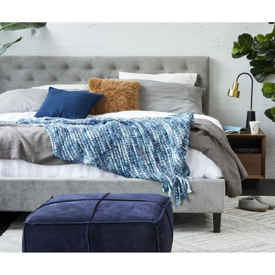 Blue Table Lamps Bedroom Awesome Xavier Table Lamp Products