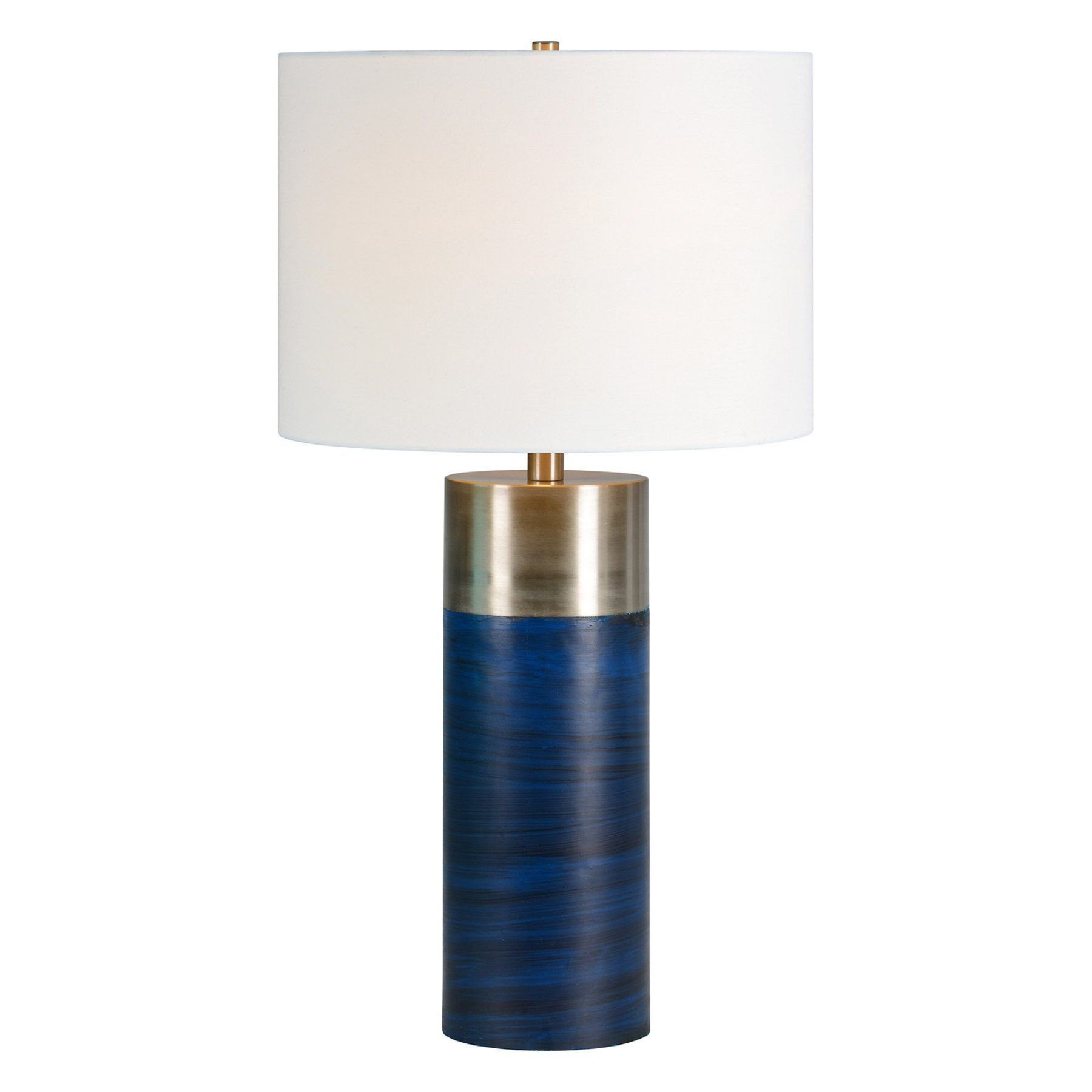 Blue Table Lamps Bedroom Inspirational Renwil Glint Table Lamp Lpt641 Products In 2019