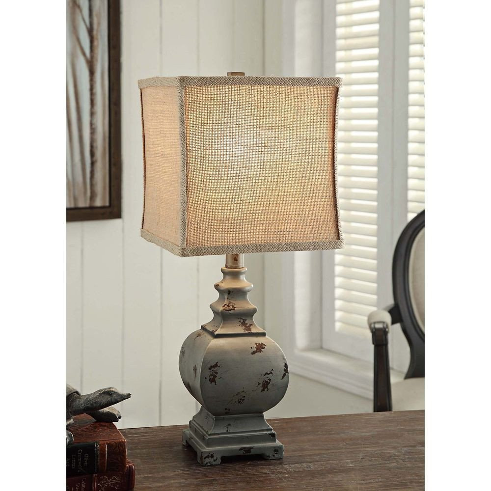 Blue Table Lamps Bedroom Luxury Crestview Collection Grayson Rustic Blue Accent Lamp