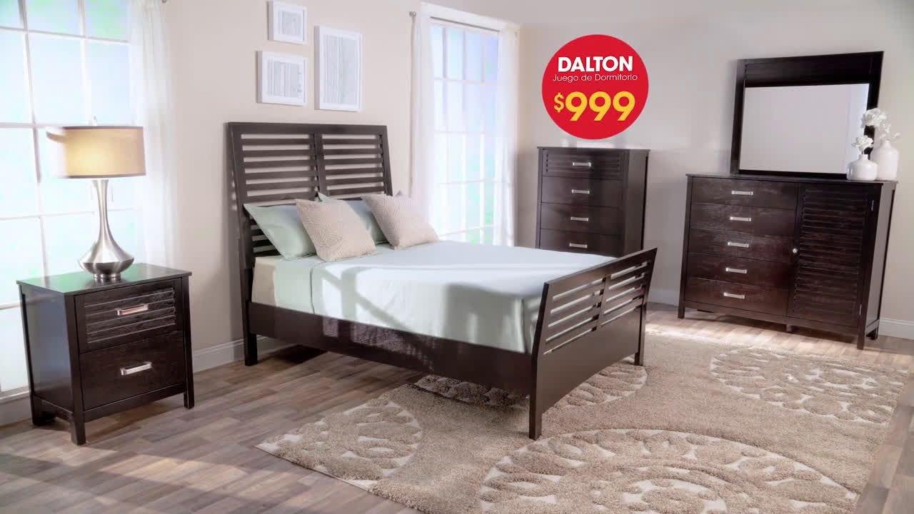 Bob Discount Furniture Bedroom Set Luxury ▷ Bob S Discount Furniture ¡el Juego De Dormitorio Dalton