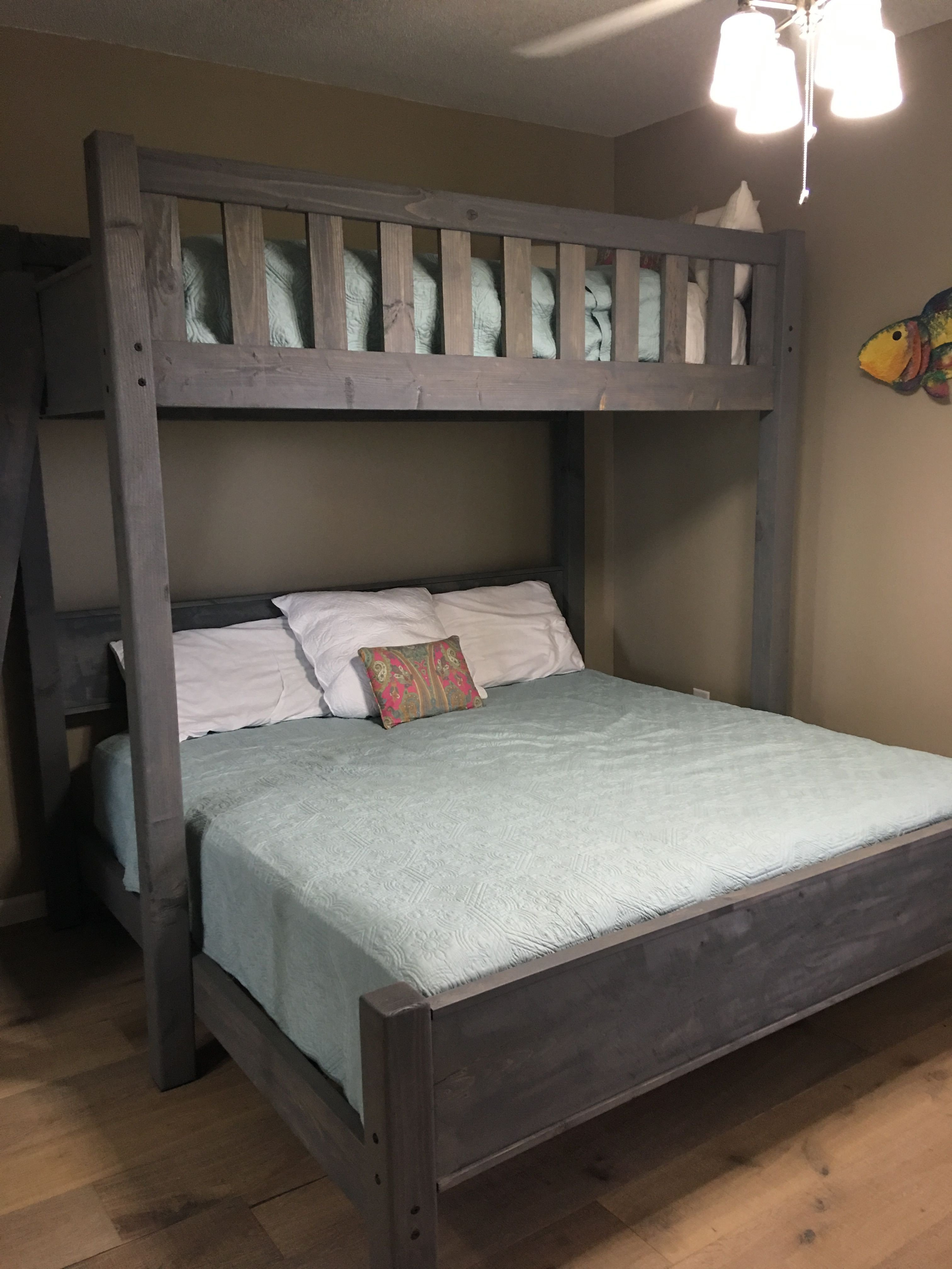 Boy Full Size Bedroom Set Fresh Custom Bunk Bed In Twin Over King or Twin Over Queen at