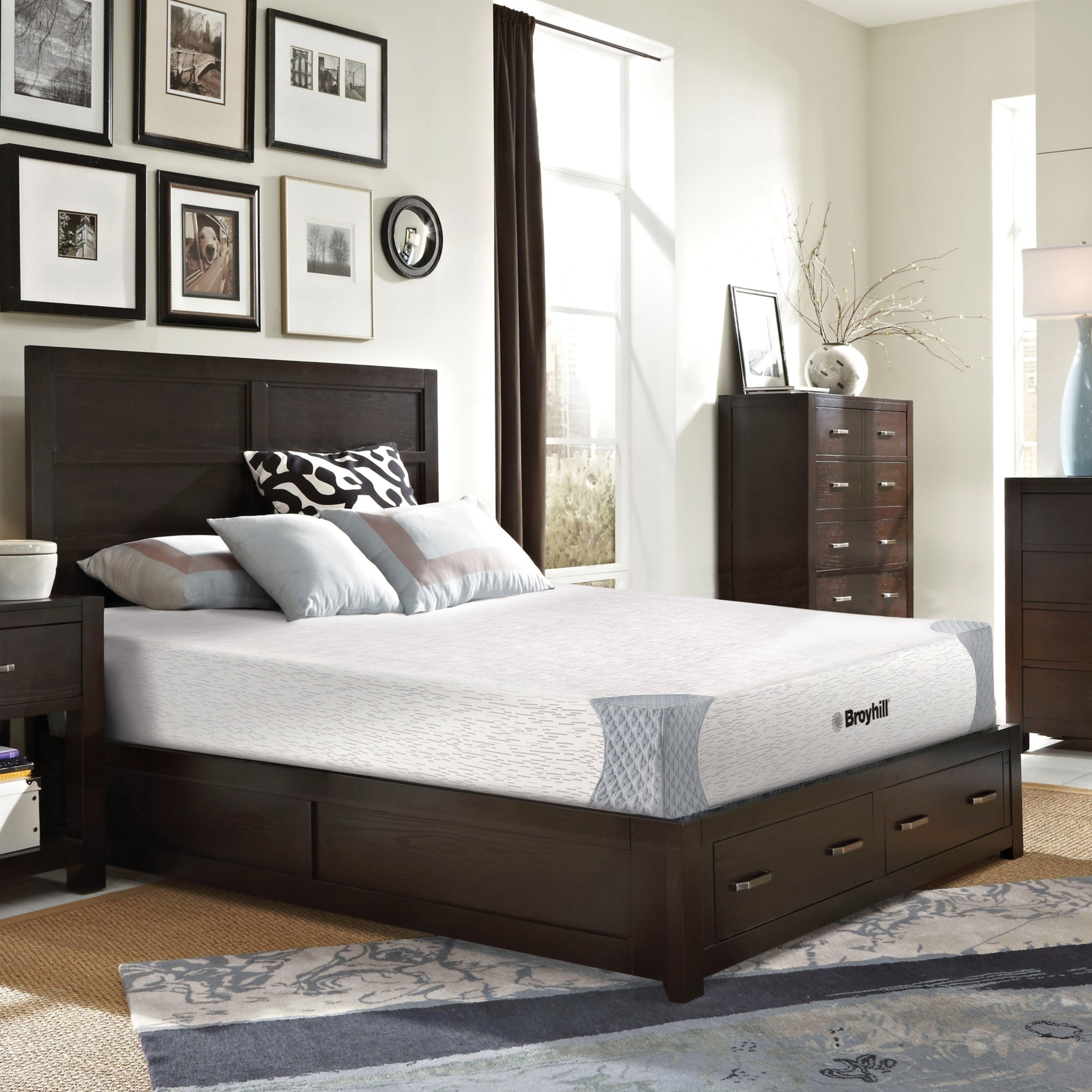 Broyhill King Bedroom Set Awesome Buy King Size Firm Broyhill Mattresses Line at Overstock