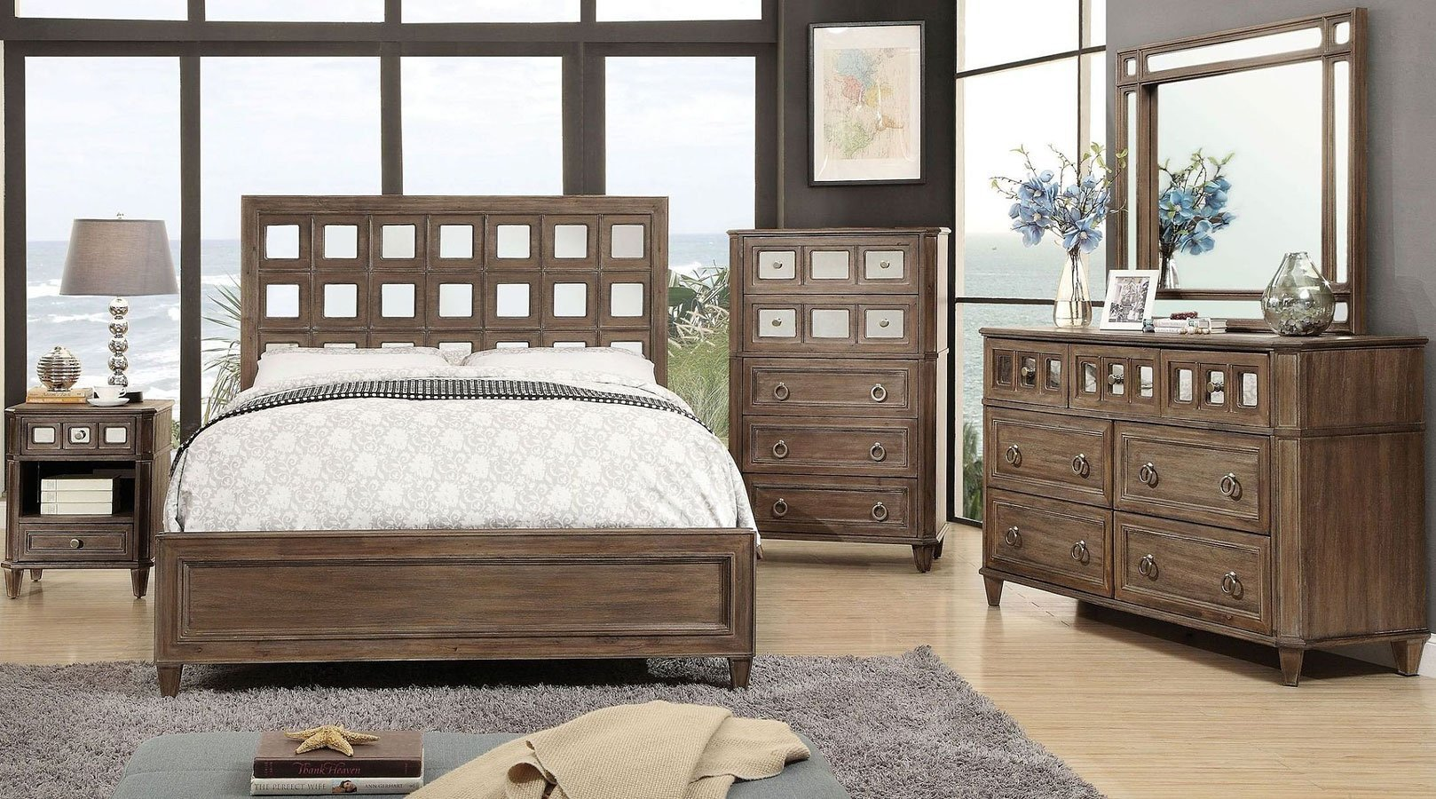 California King Bedroom Set Clearance Beautiful Frontera Panel Bedroom Set