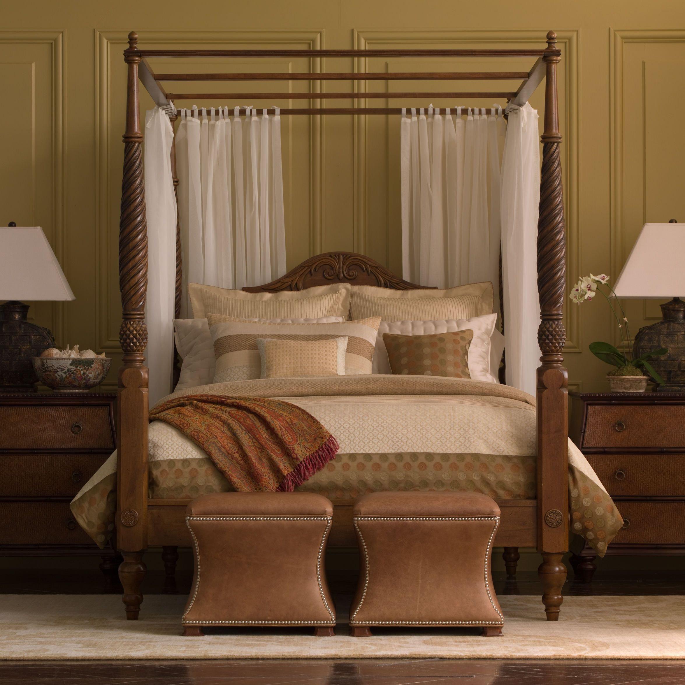 California King Canopy Bedroom Set Elegant Montego Canopy Bed Ethan Allen Us