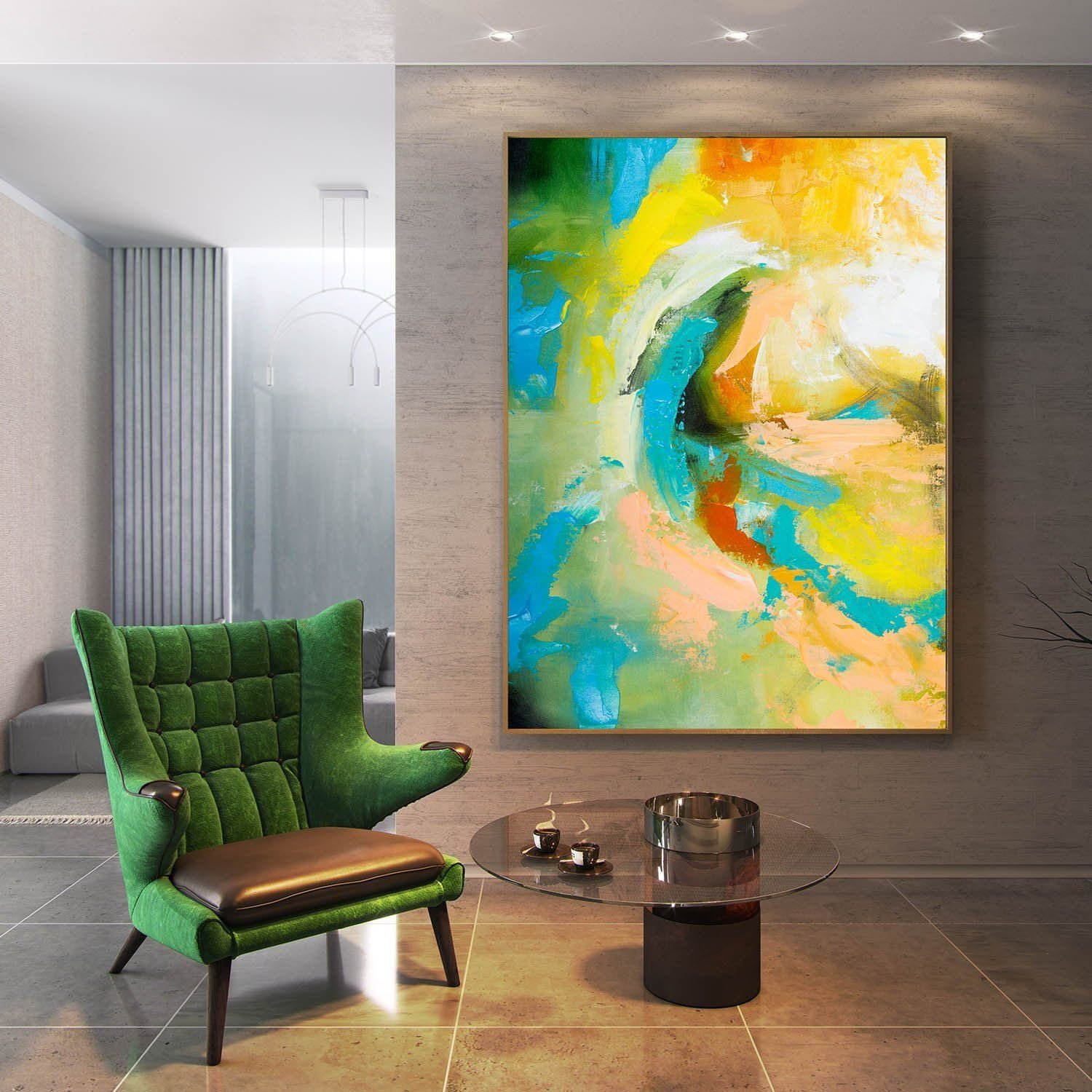 Canvas Painting for Bedroom Fresh original Paintings Handmade Paintings On Canvas Huge
