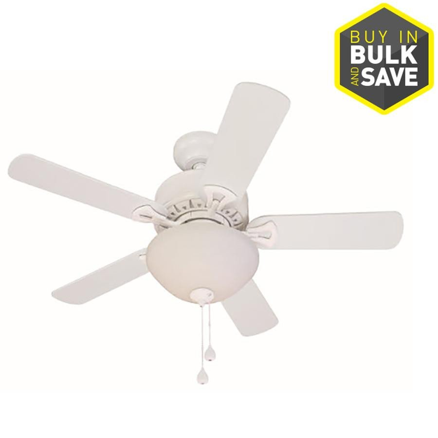Ceiling Fans for Girl Bedroom Best Of Harbor Breeze Classic 36 In White Indoor Downrod Close