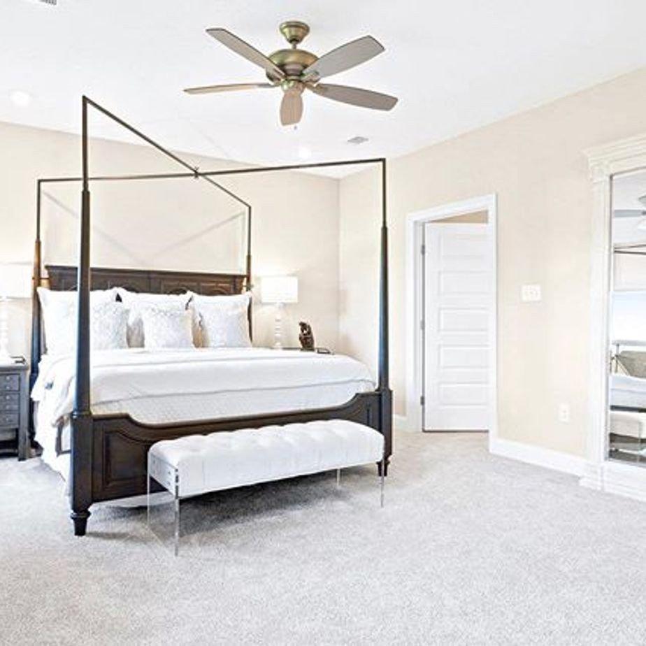 """Ceiling Fans for Girl Bedroom Luxury Colerne™ Led 52"""" Fan Brushed Nickel"""