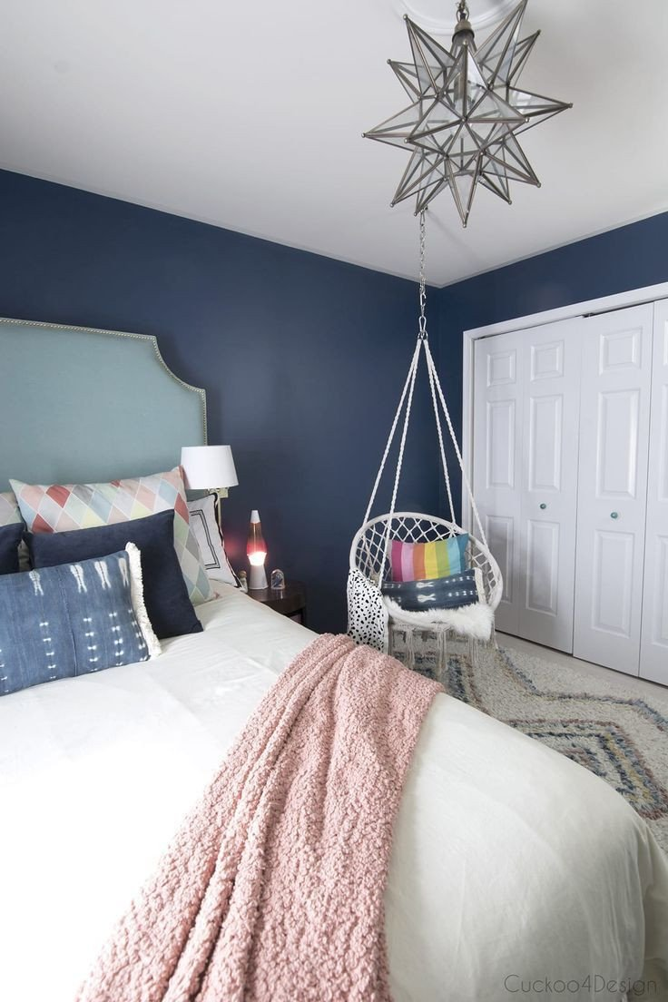 Chair for Girls Bedroom Inspirational Dark Blue Girls Room Rug Inspiration