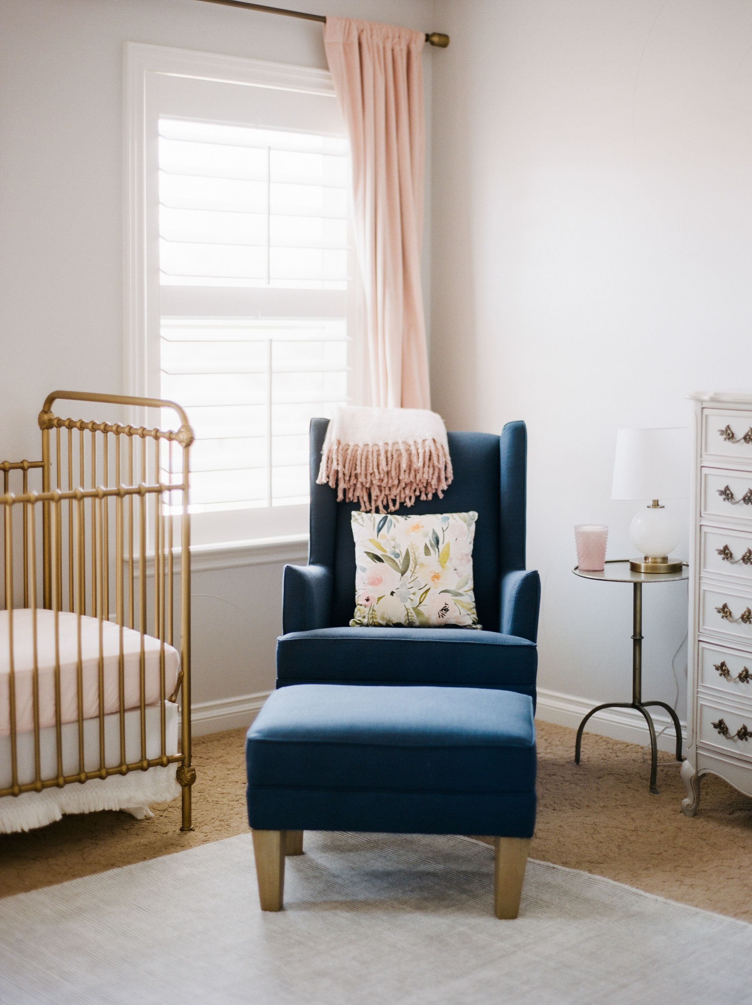 Chair for Girls Bedroom Lovely Sweet Pastel Nursery In 2019
