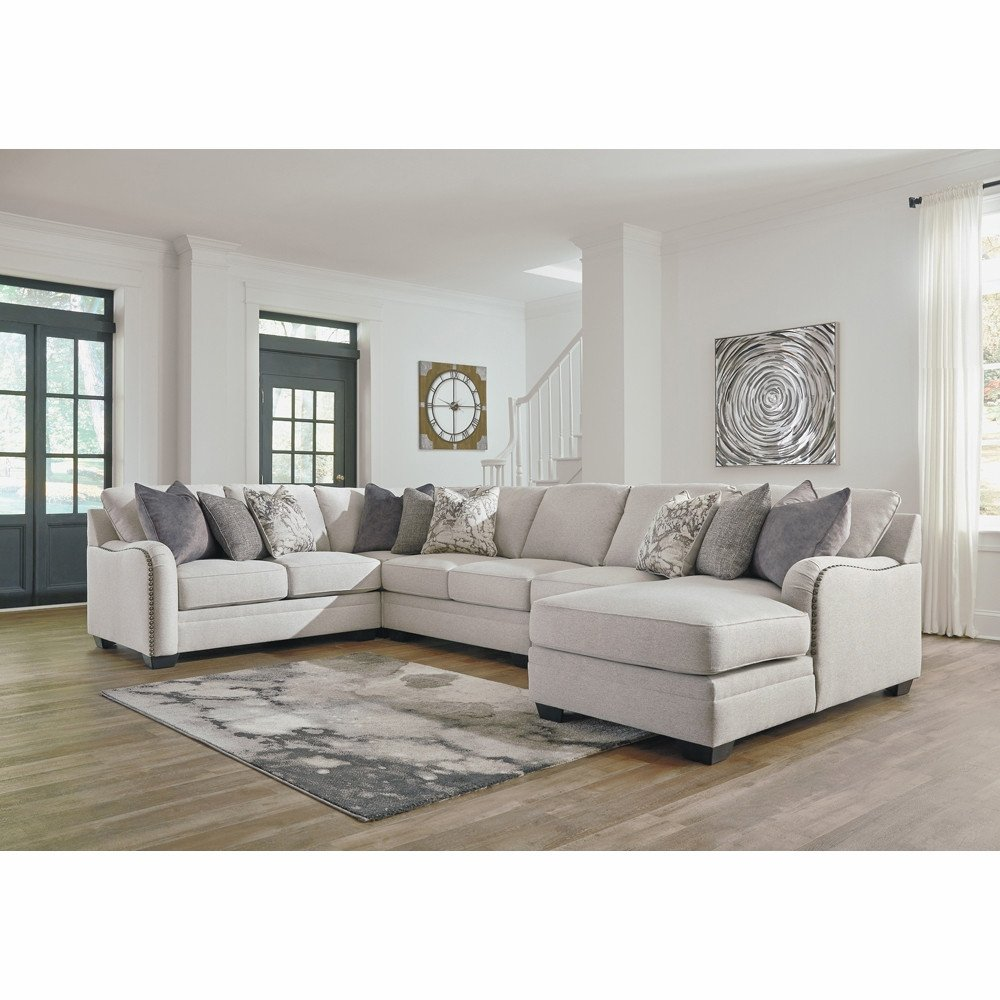 Chaise Chair for Bedroom Inspirational Benchcraft Dellara 5 Piece Sectional with Raf Corner Chaise
