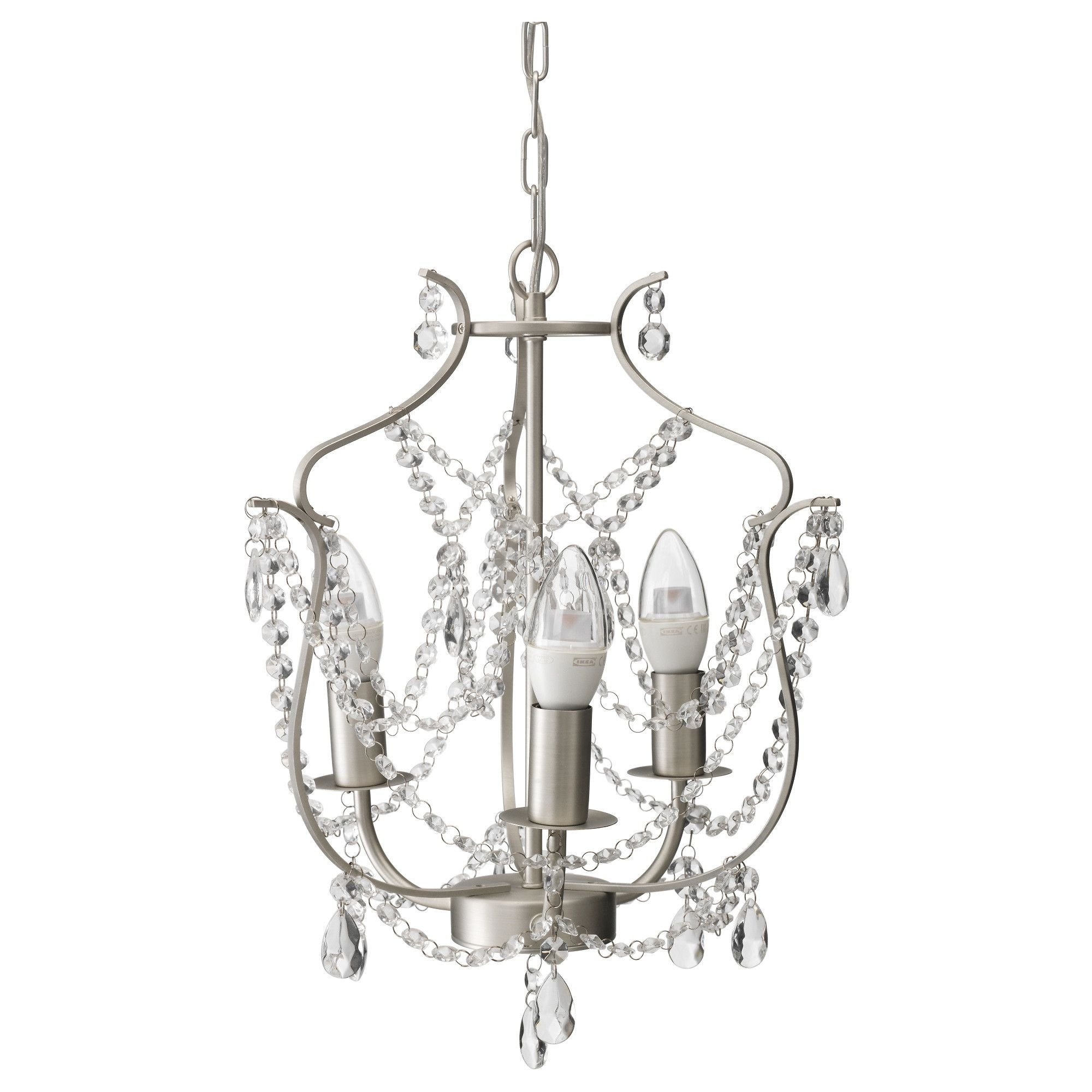 Chandelier for Girls Bedroom Beautiful Kristaller Chandelier 3 Armed Silver Color Glass