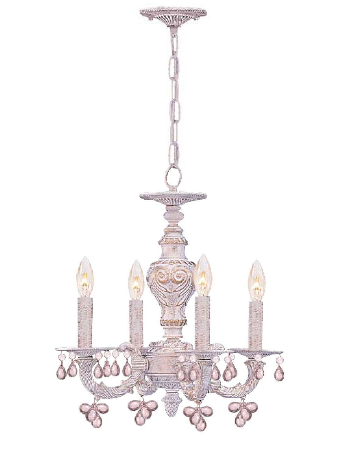 Chandelier for Girls Bedroom Lovely Four Light Chandelier Girls Room