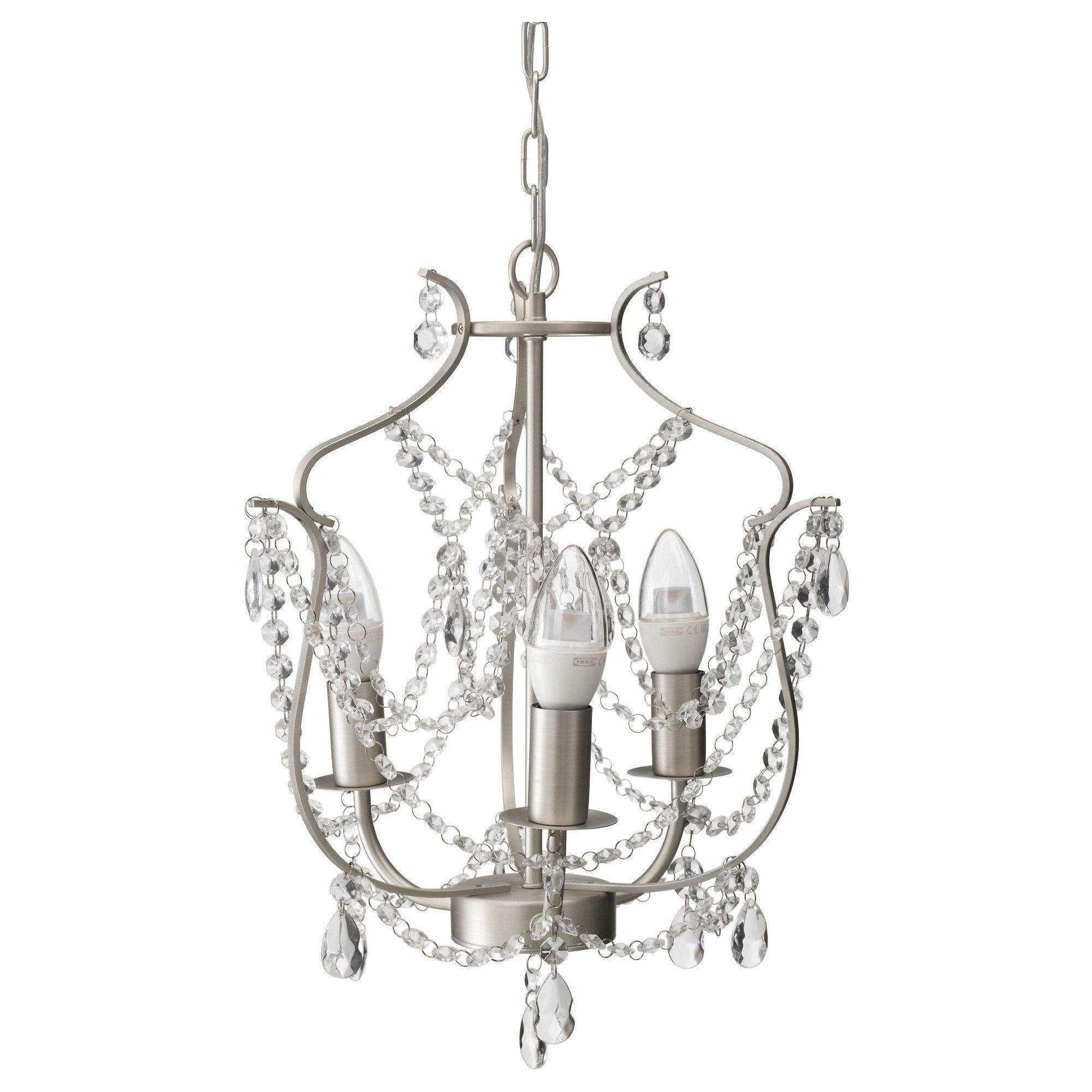 Chandelier for Teenage Girl Bedroom Beautiful Kristaller Chandelier 3 Armed Silver Color Glass