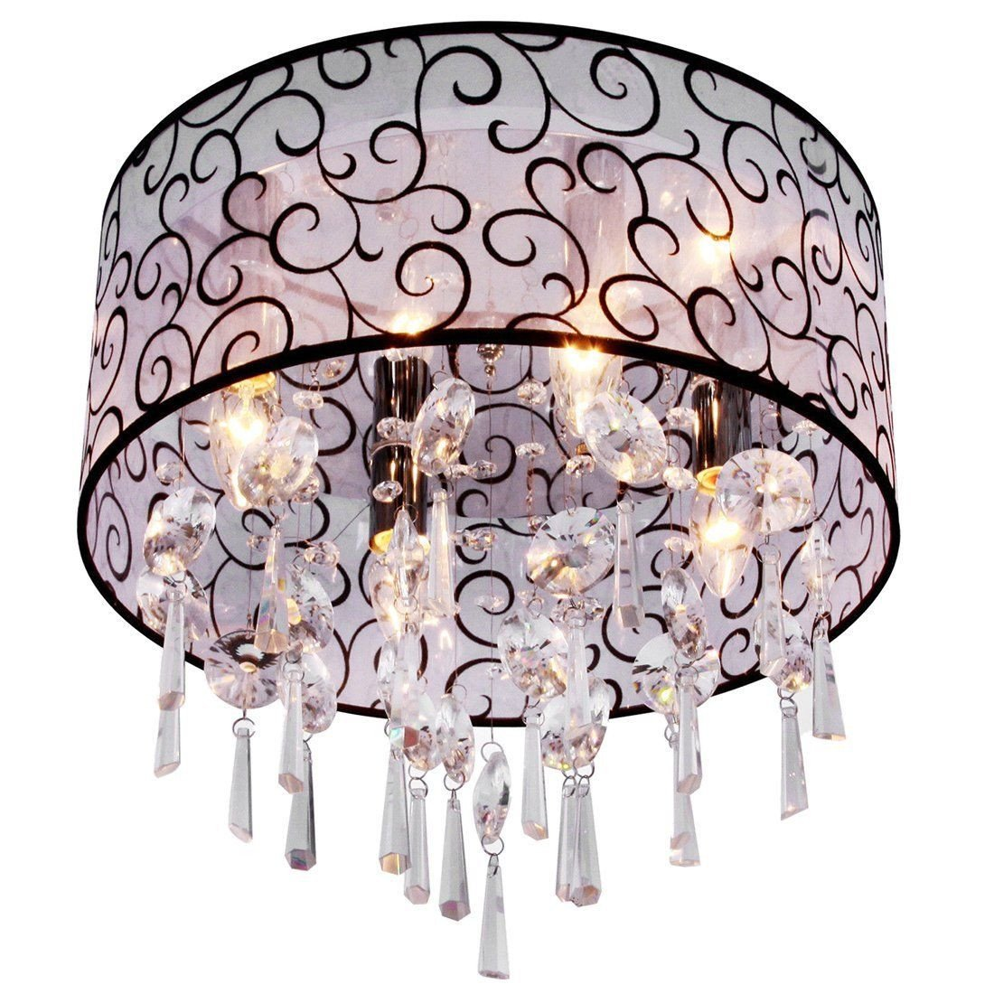 Chandelier Light for Bedroom Best Of Buy Banggood Vintage Crystal Ceiling Light Lamp Chandelier