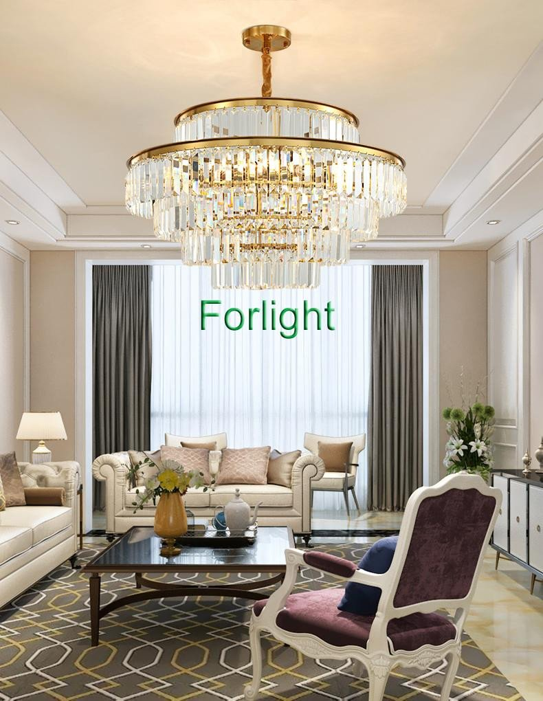 Chandelier Light for Bedroom Luxury Modern Gorgeous Crystal Chandelier Lighting Fixture Gold K9 Crystal Chandeliers Lights Living Room Bedroom Dinning Room Led Hanging Lamps Floral