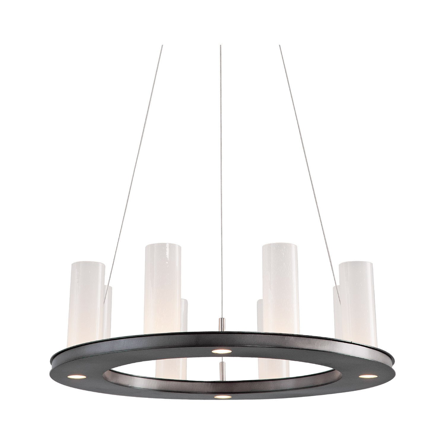 Chandelier Lighting for Bedroom Beautiful Corona Ring Chandelier by Hammerton Studio