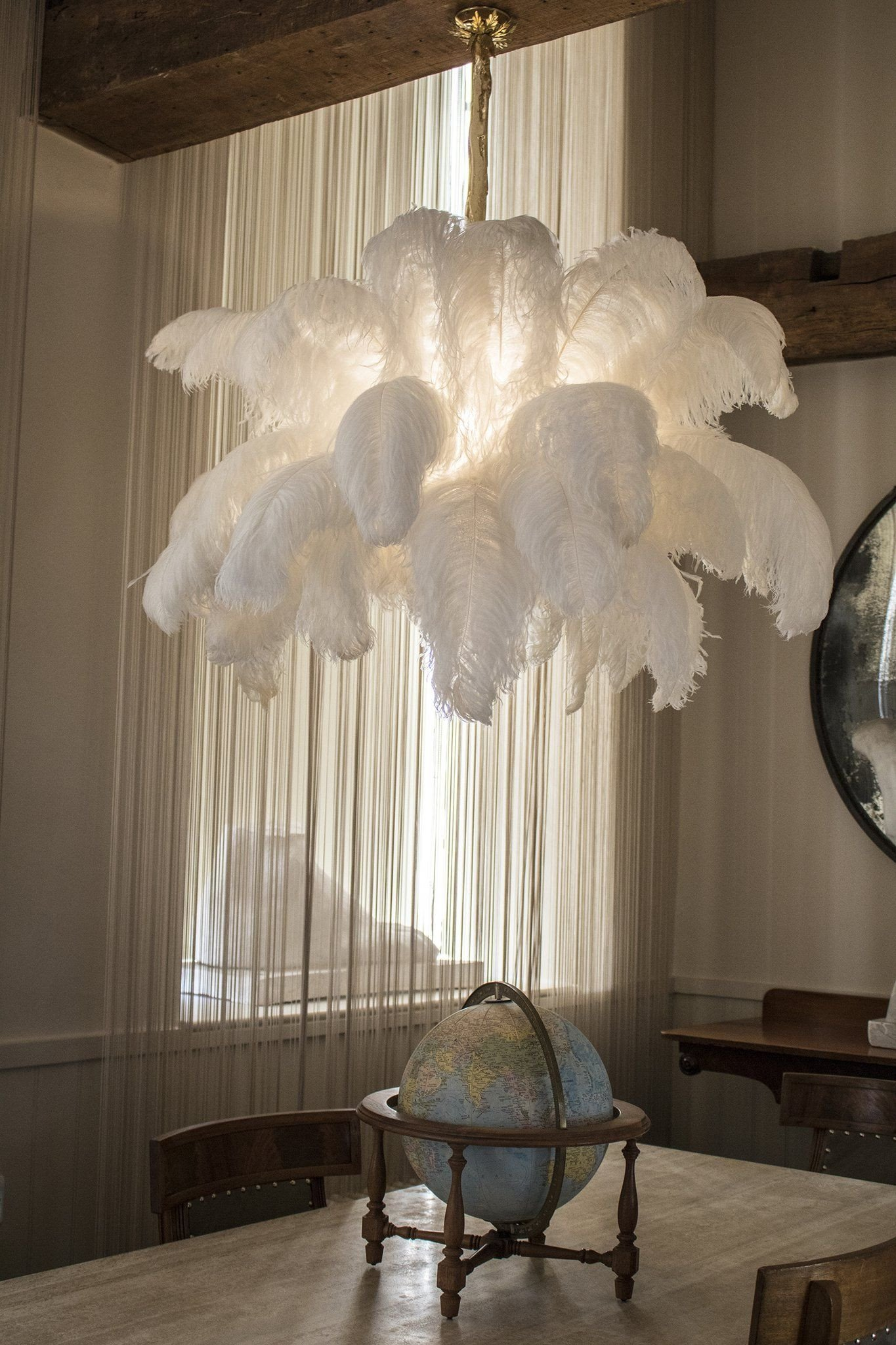 Chandelier Lighting for Bedroom Best Of the Feather Chandelier In 2020