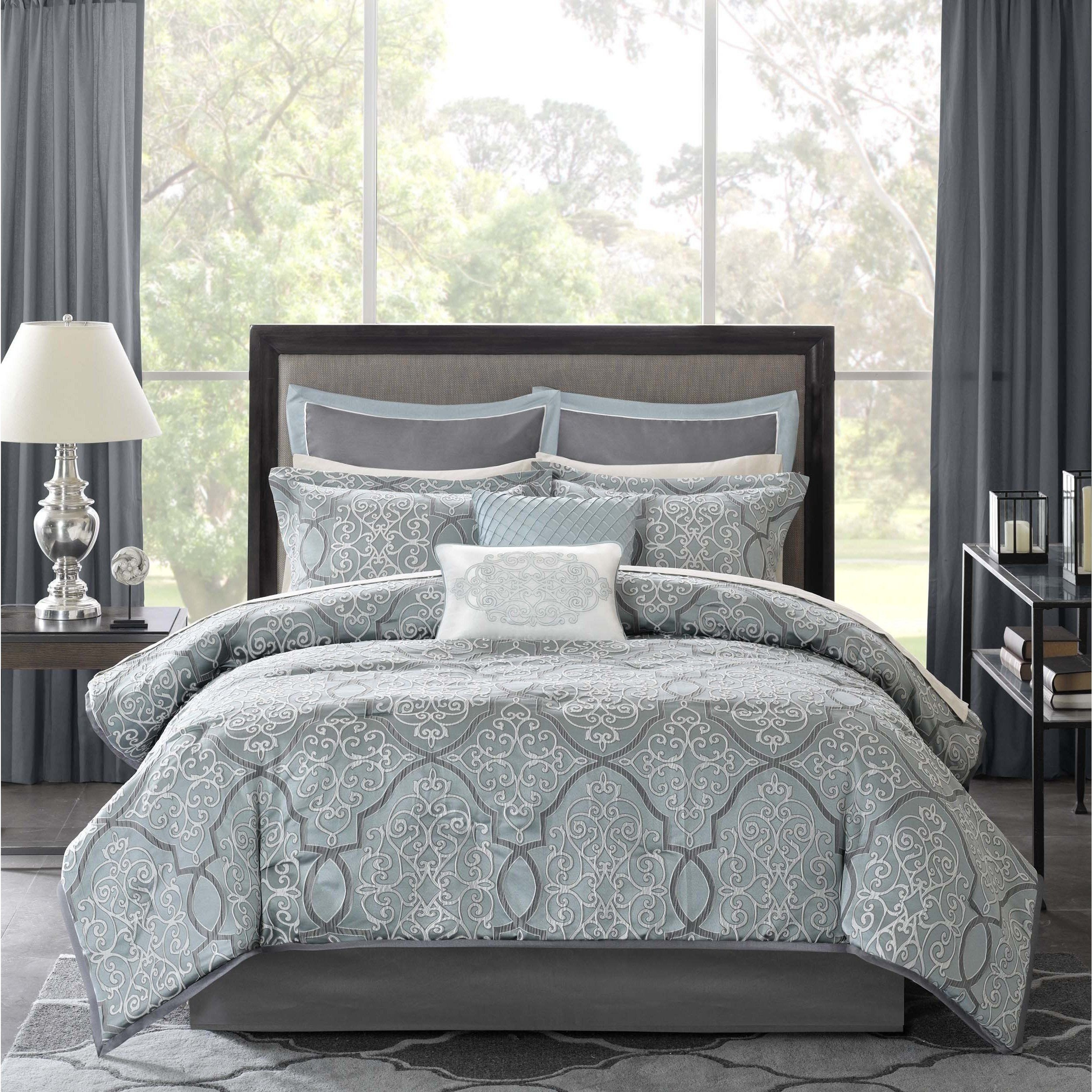 Cheap Bedroom Comforter Set Fresh Madison Park Anouk Jacquard 12 Piece Plete Bed Set Queen