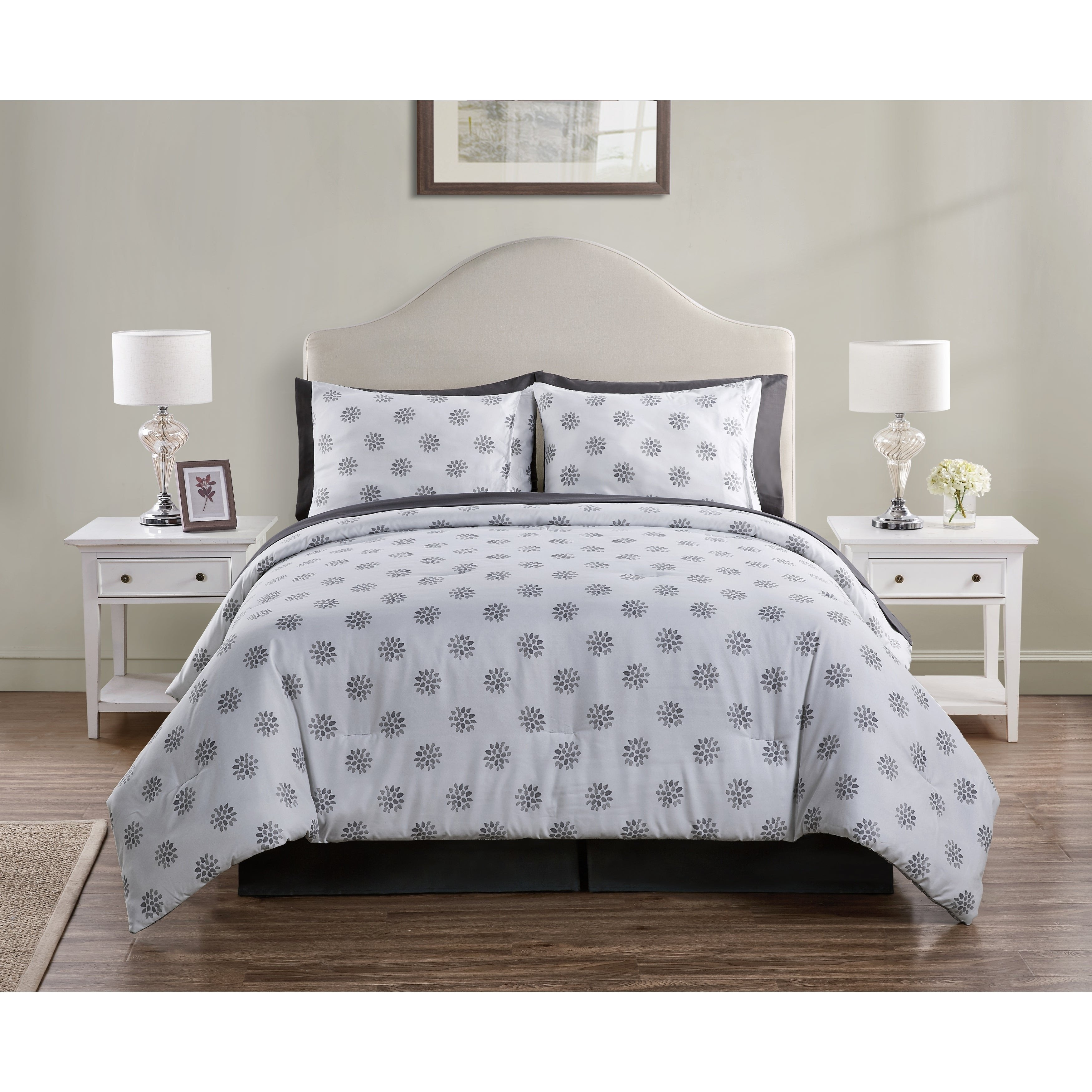 Cheap Bedroom Comforter Set Inspirational Vcny Home Lila Reversible Paisley Bed In A Bag forter Set