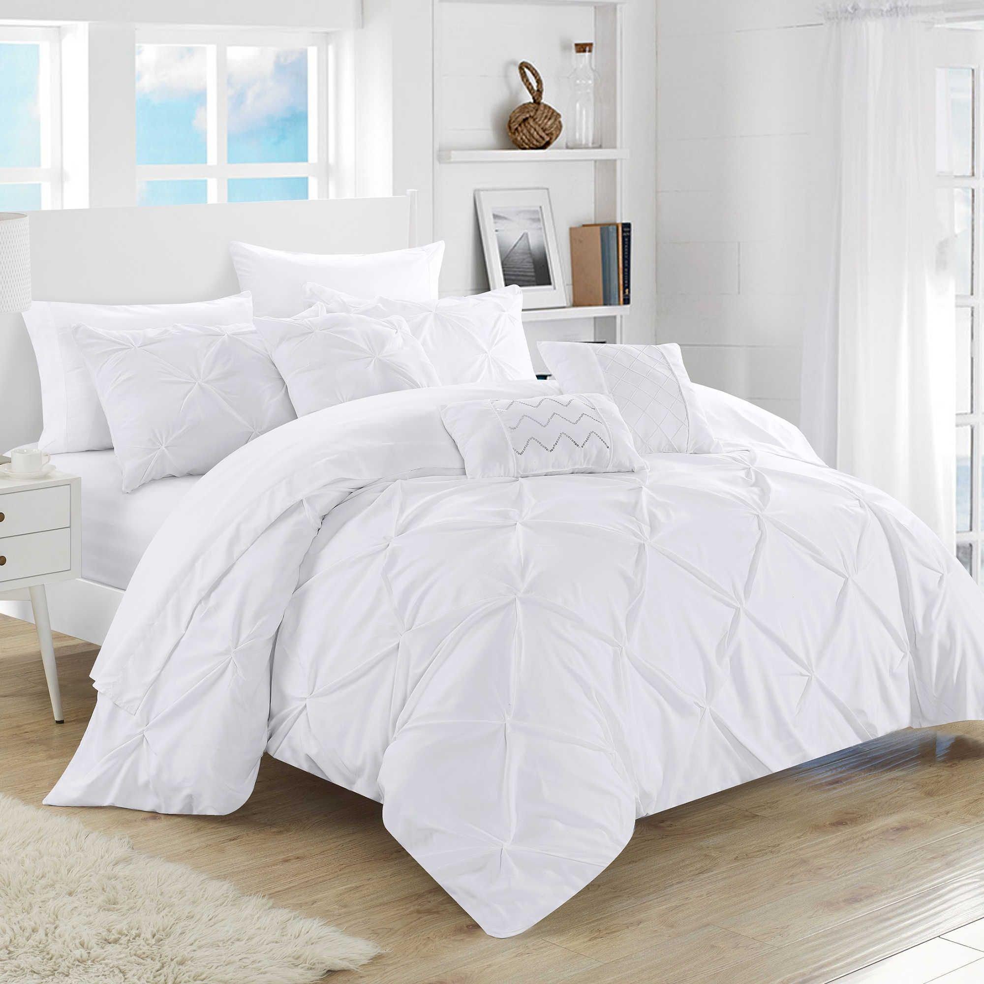 Cheap Bedroom Comforter Set Unique Chic Home Salvatore 10 Piece forter Set