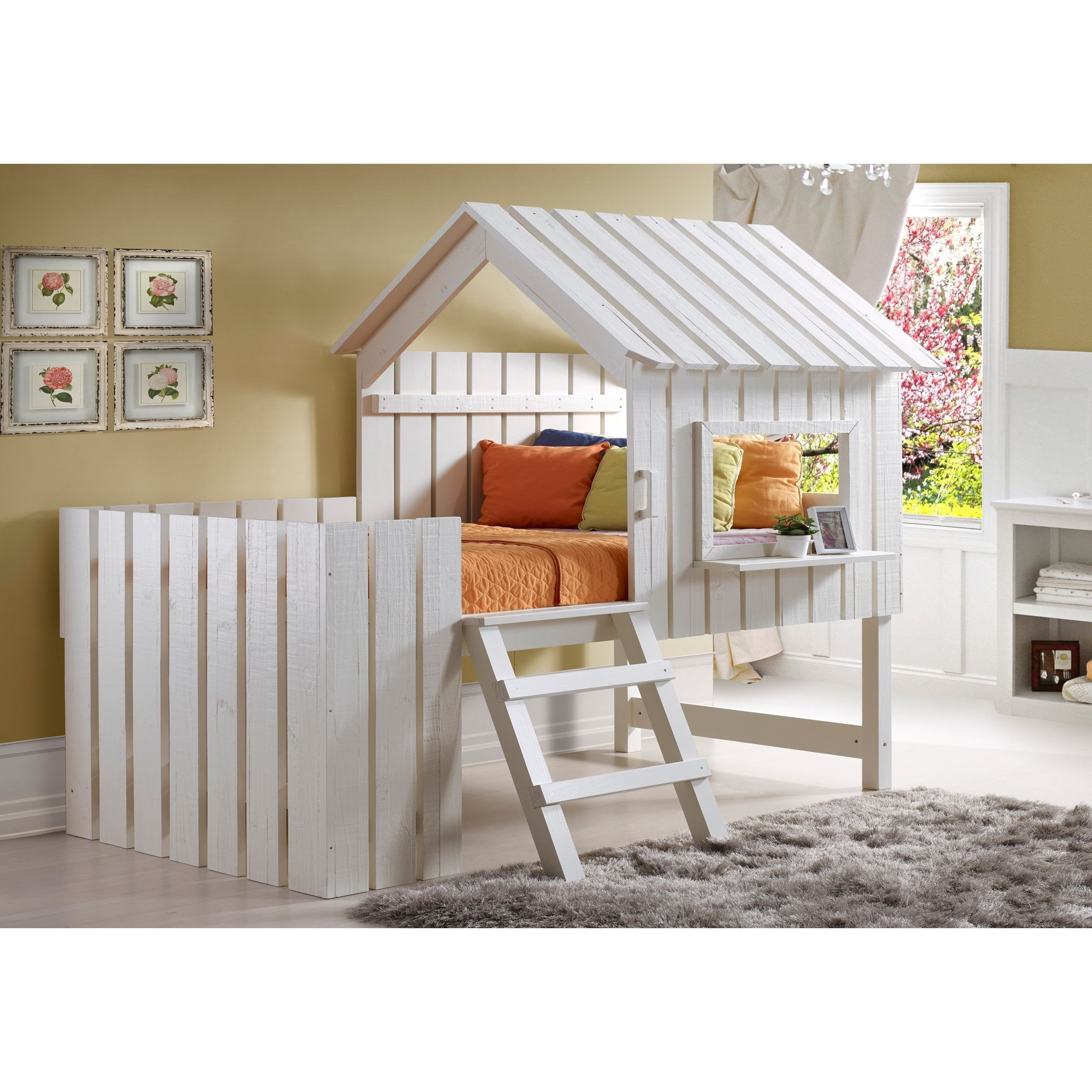 Cheap Bedroom Decor Online Shopping Awesome Donco Kids 2 In 1 Cabana Loft Bed and Play House In Rustic