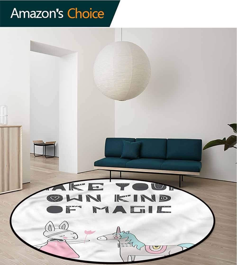Cheap Comfy Chairs for Bedroom Unique Amazon Rugsmat Nursery Round area Rug Ultra Fy Thick