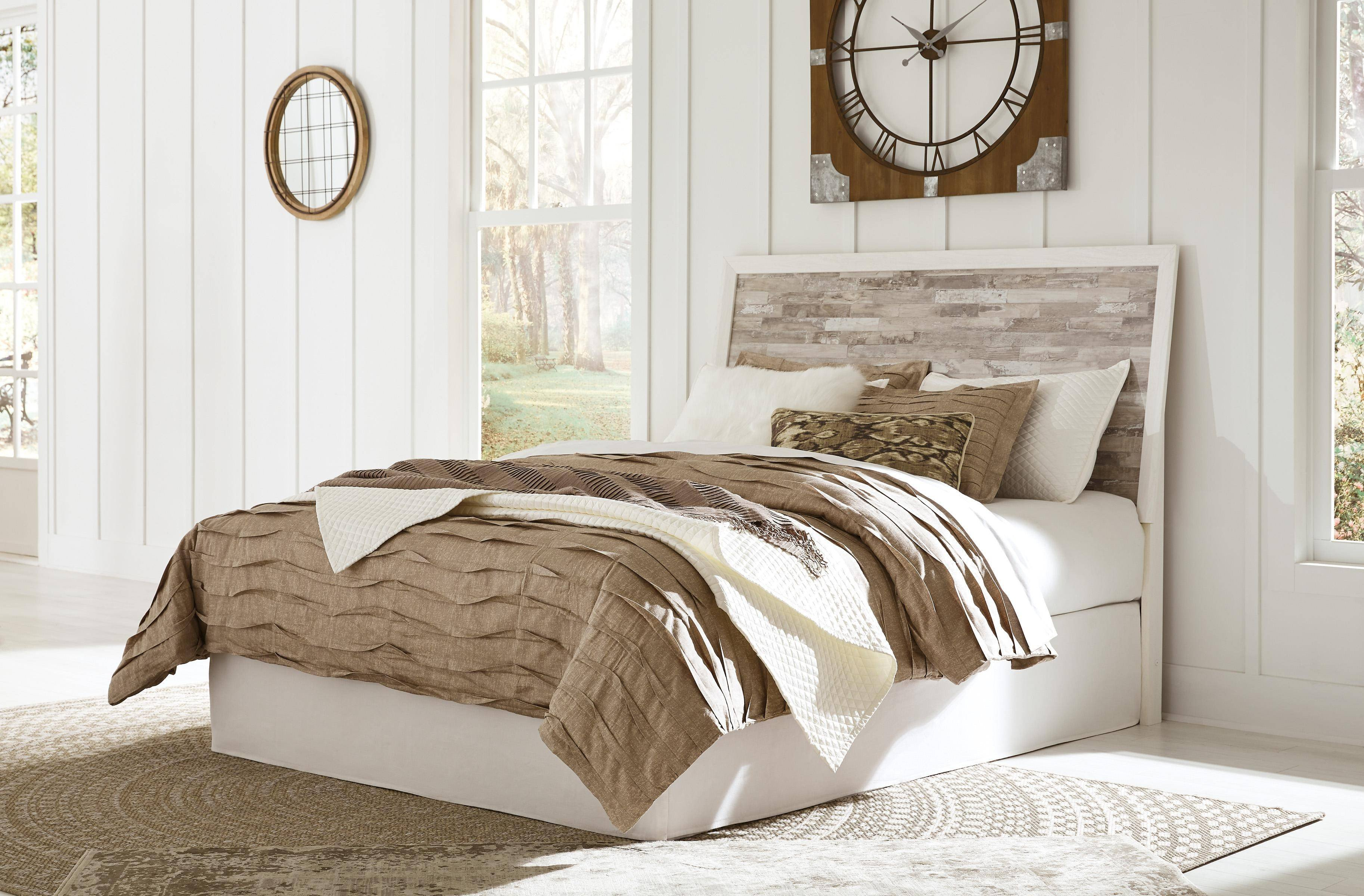 Cheap Queen Bedroom Set New ashley Evanni B315 Queen Size Platform Bedroom Set 6pcs In